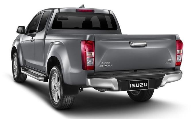 updated isuzu d-max: pricing, specifications and pictures | parkers
