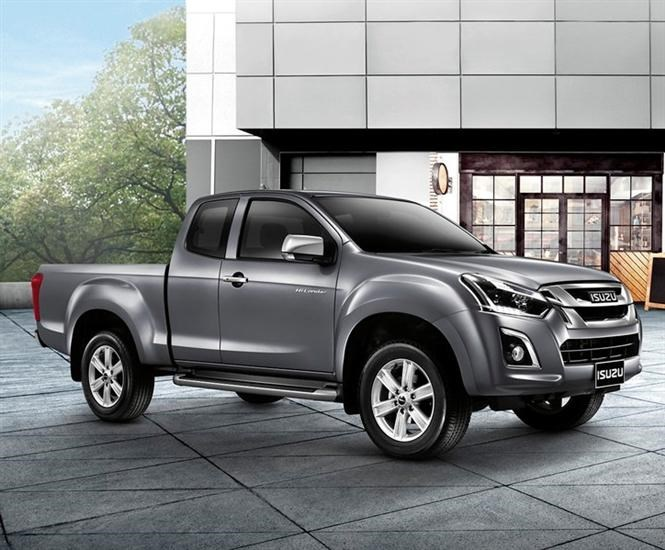 Isuzu D Max 2017 Pricing And Specification Details