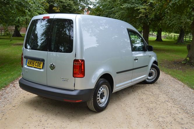 Twin test: Ford Transit Connect versus Volkswagen Caddy | Parkers