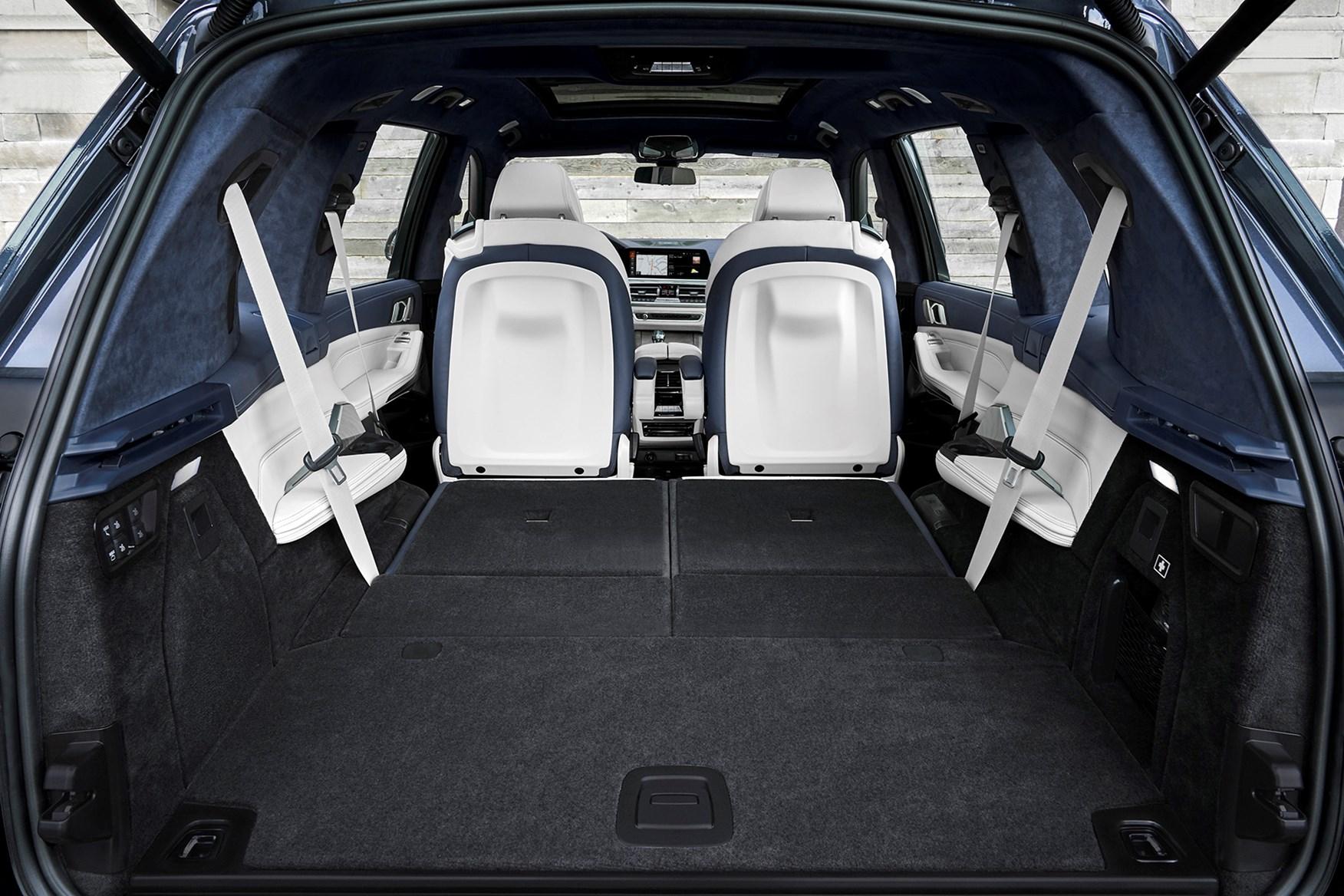 Bmw X7 2019 Interior Layout Dashboard Amp Infotainment