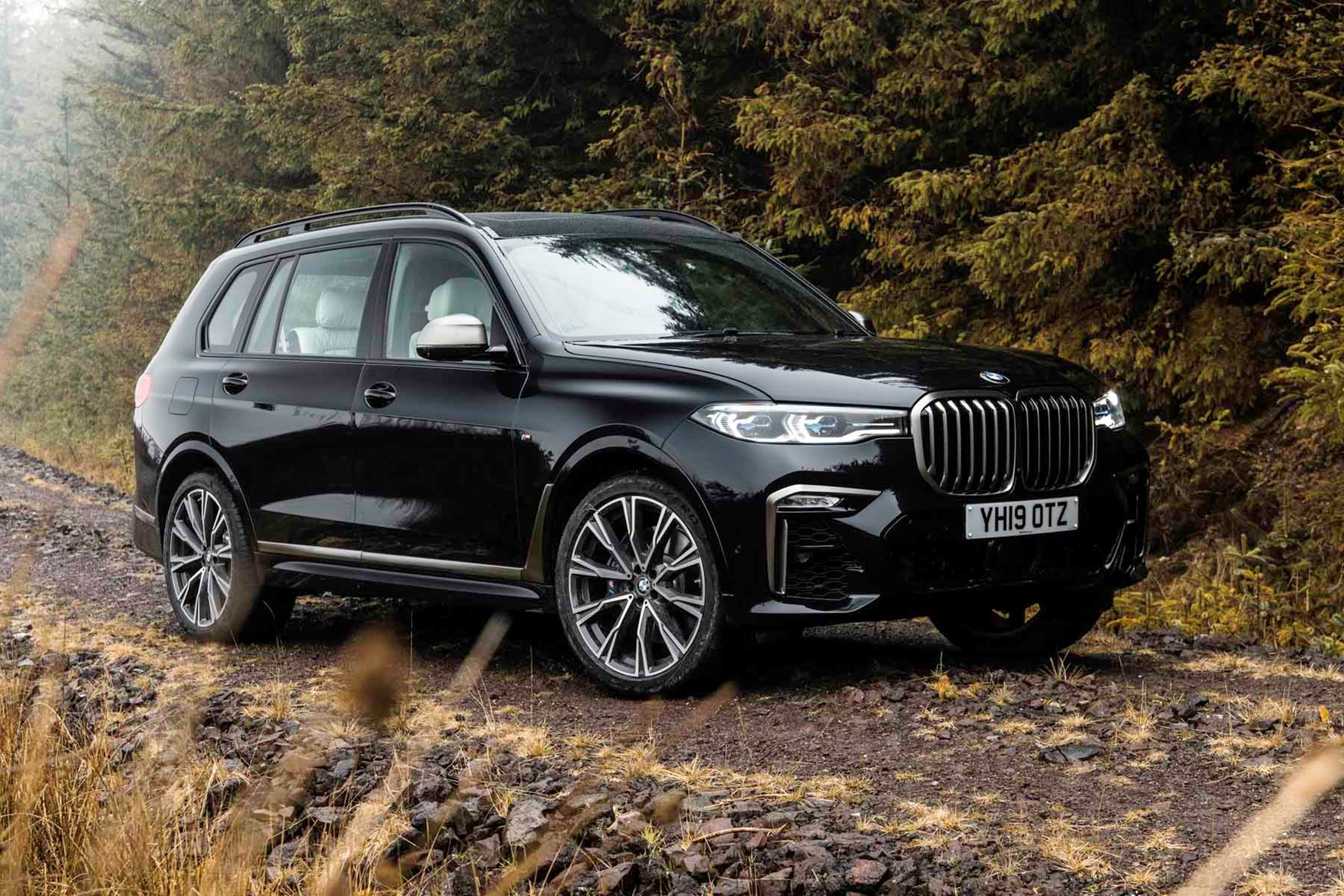 New Volvo Xc90 >> BMW X7 Review (2019) | Parkers