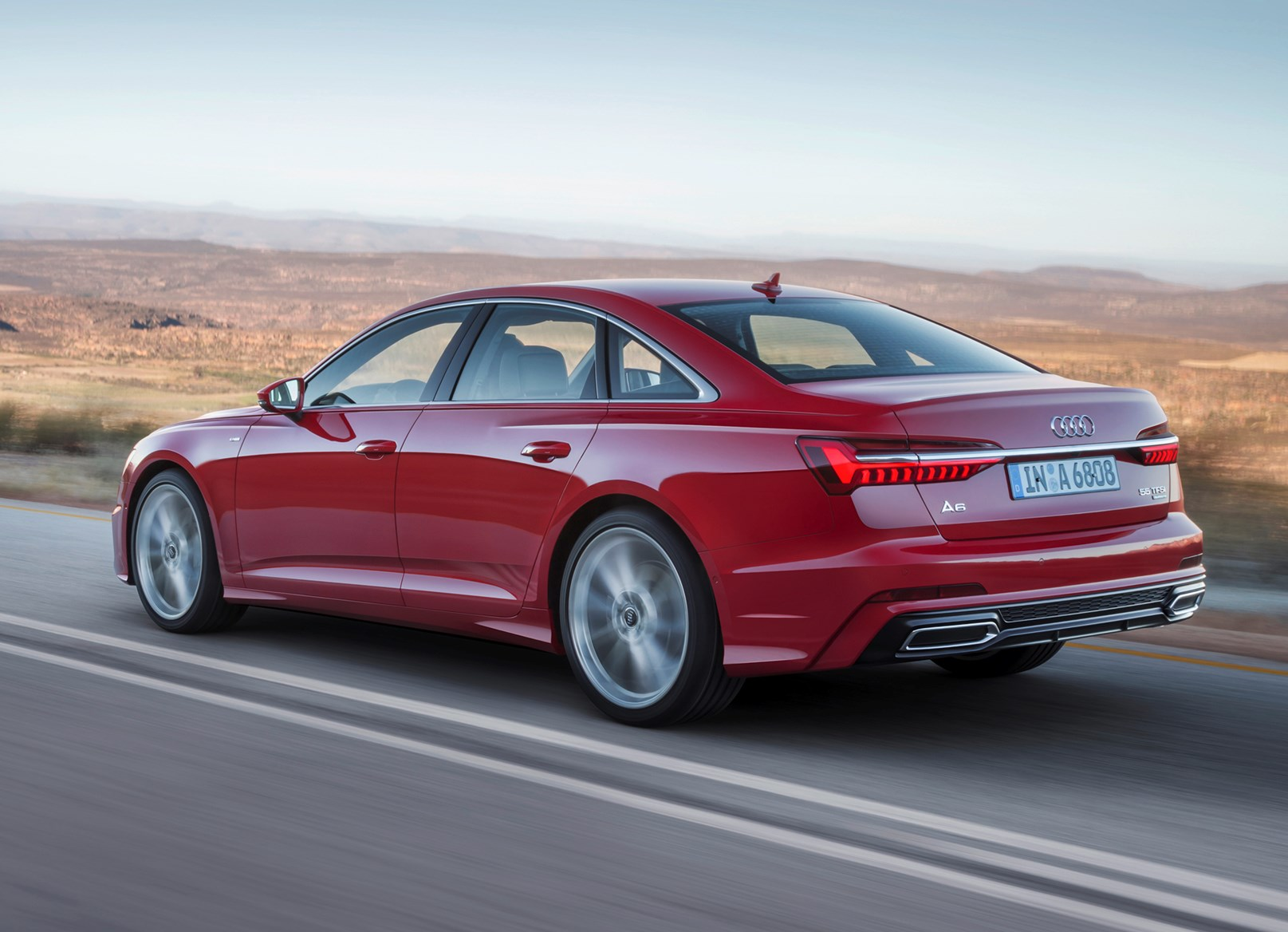 Audi A6 (2019) Practicality, Boot Space & Dimensions   Parkers