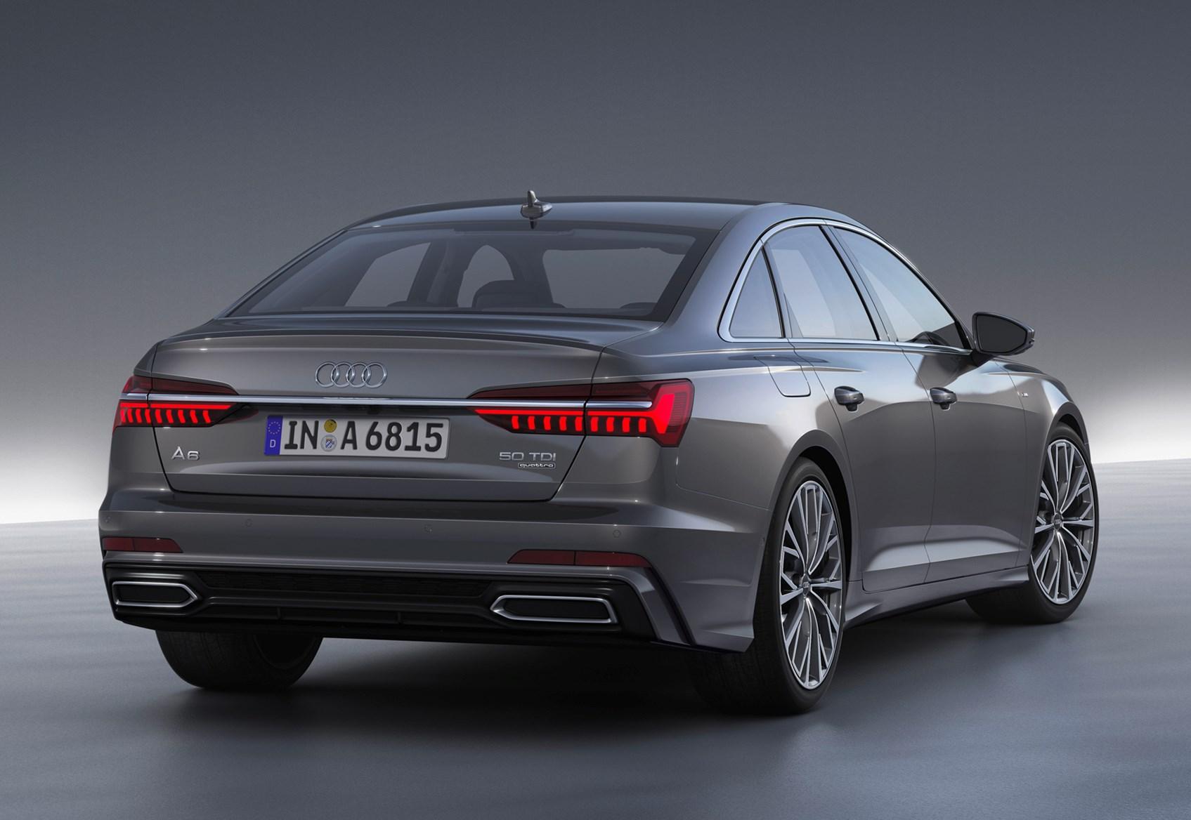 Audi A6 Saloon Review Parkers