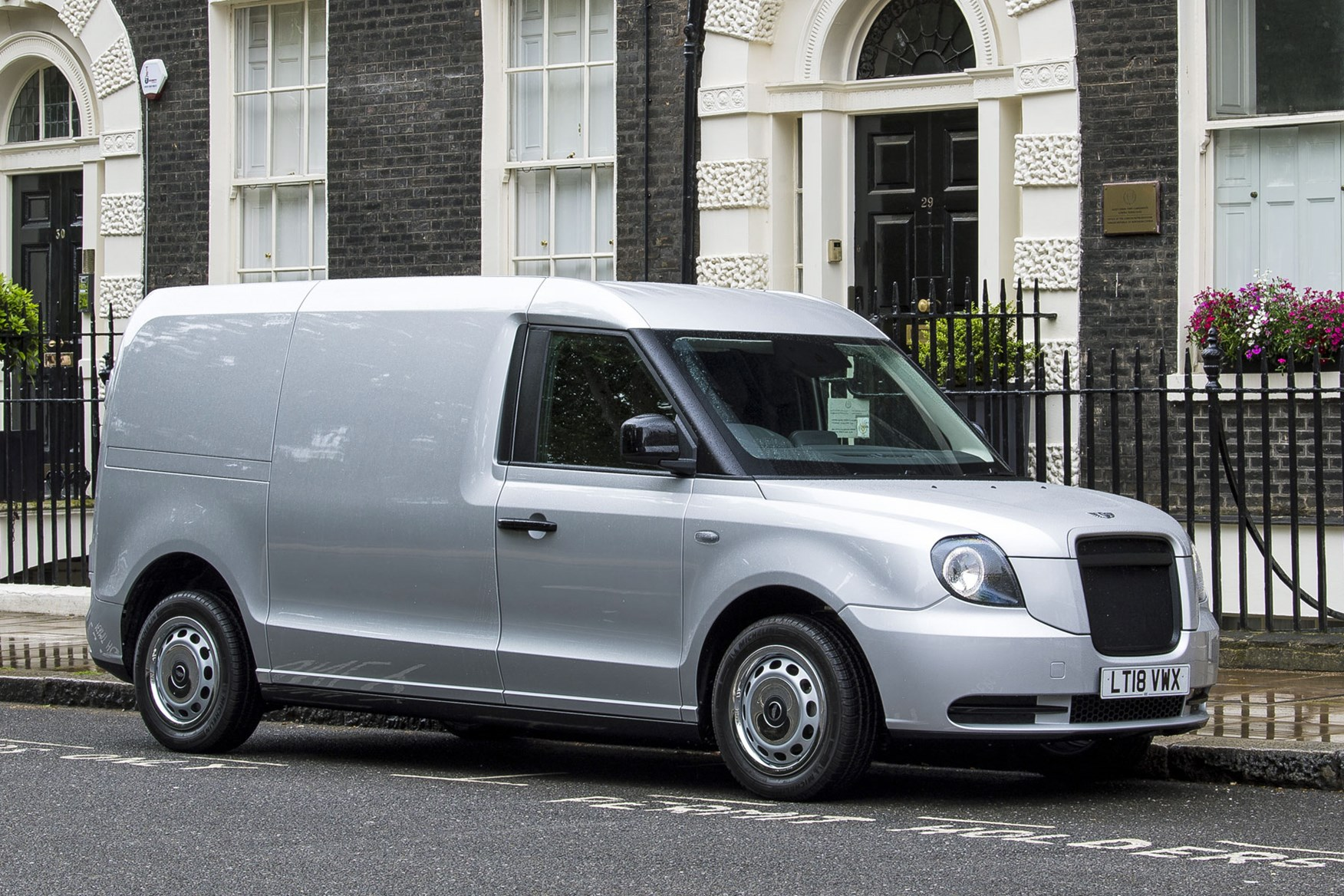 Electric Van Guide Everything You Need To Know Parkers