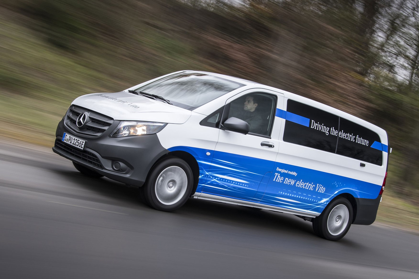 Electric van guide - everything you need to know | Parkers