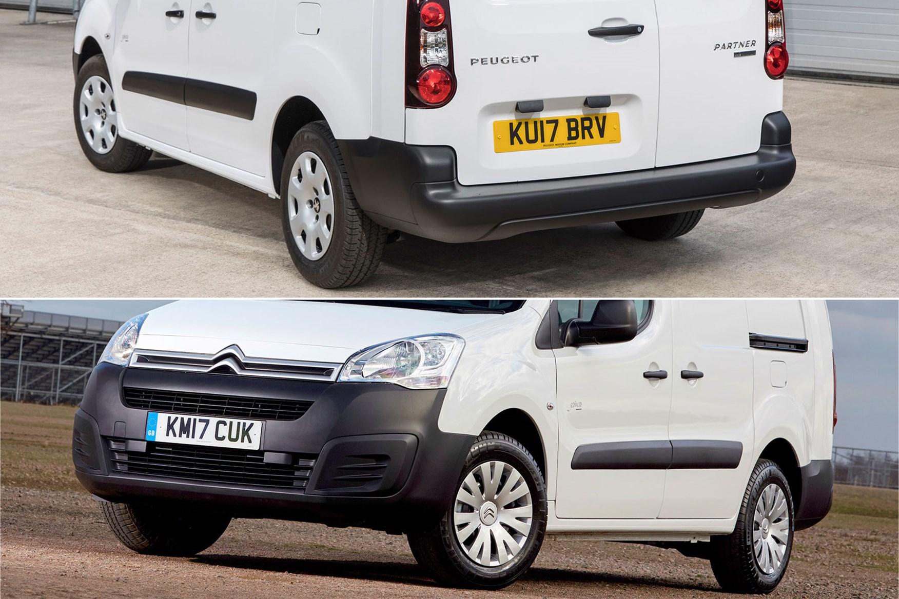 c869c69784 ... Citroen Berlingo and Peugeot Partner Electric vans Renault ...