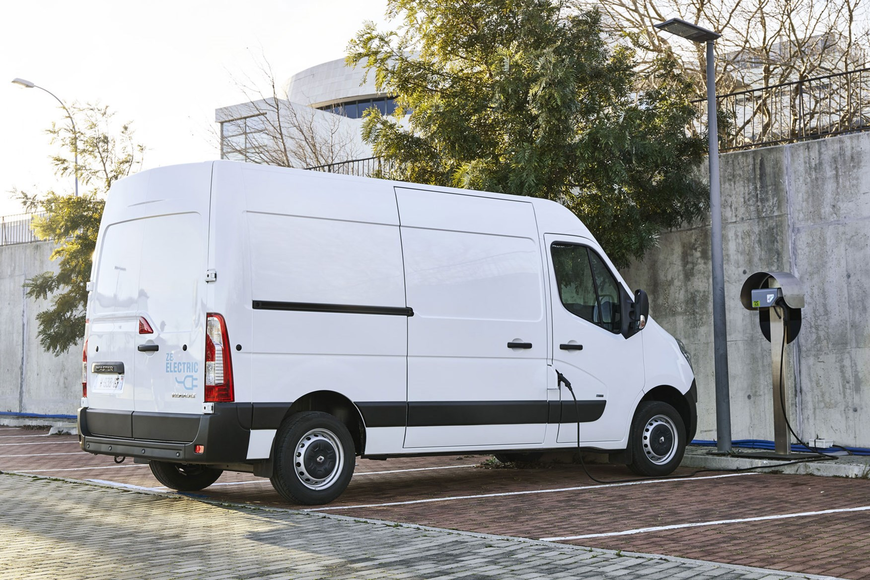 fdf08613d1 Electric van guide - everything you need to know