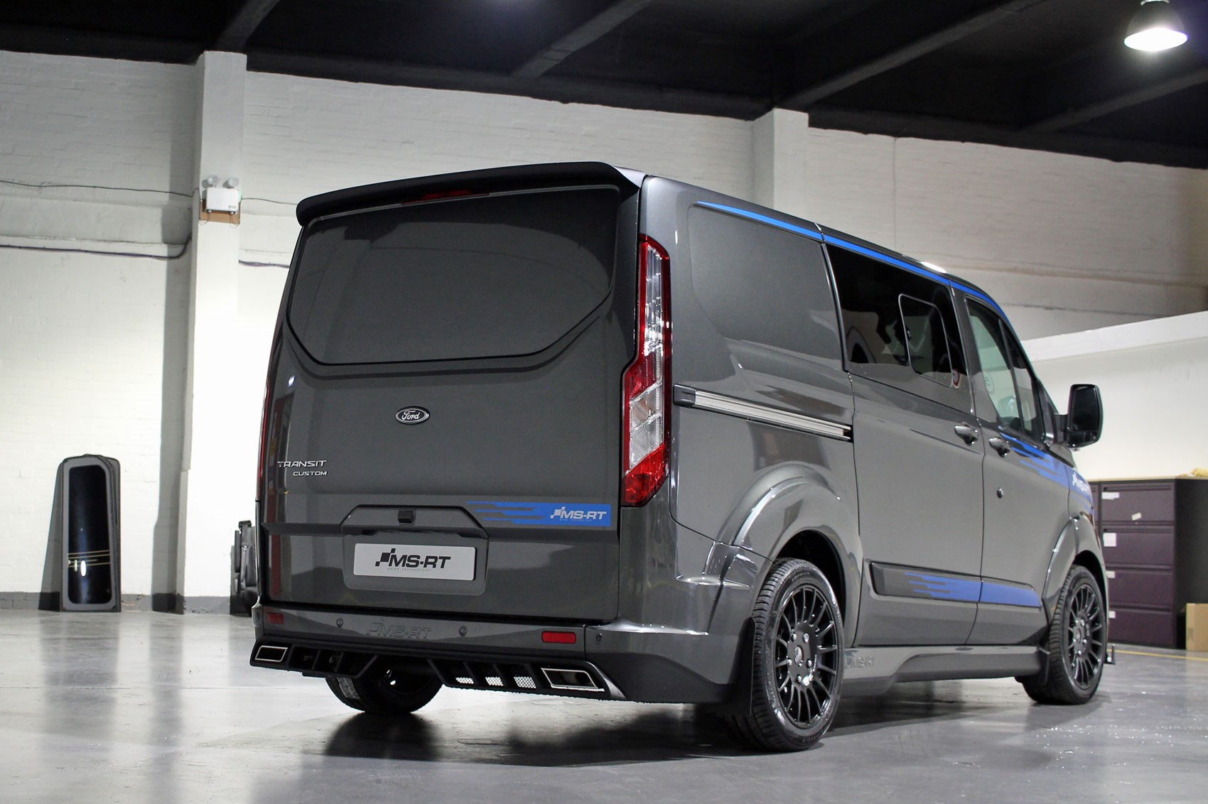 Ford Transit Custom Ms Rt Review Rear