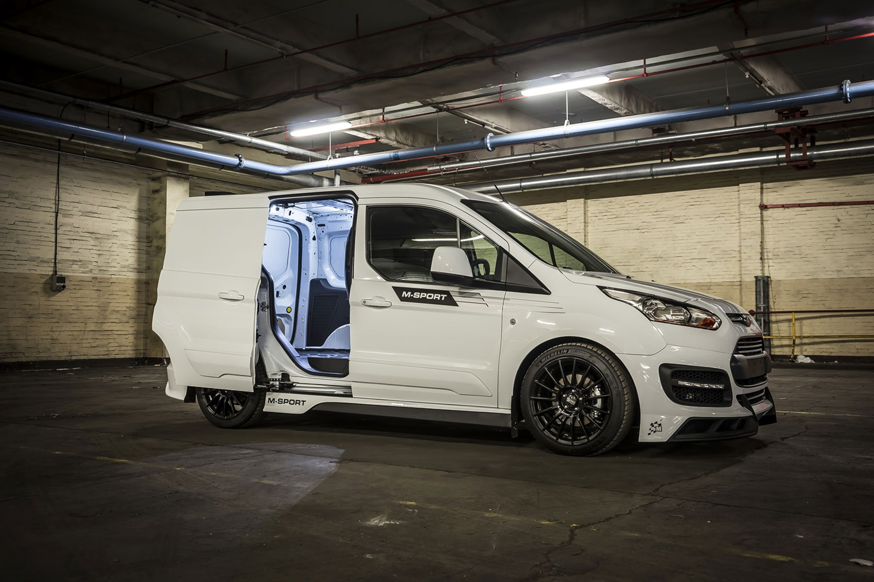 Ford Transit Connect M Sport Review Parkers