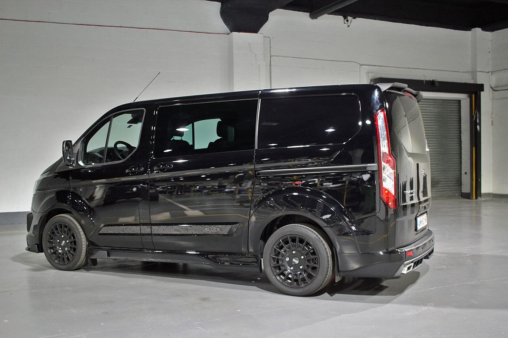 ken block ford transit custom review parkers. Black Bedroom Furniture Sets. Home Design Ideas