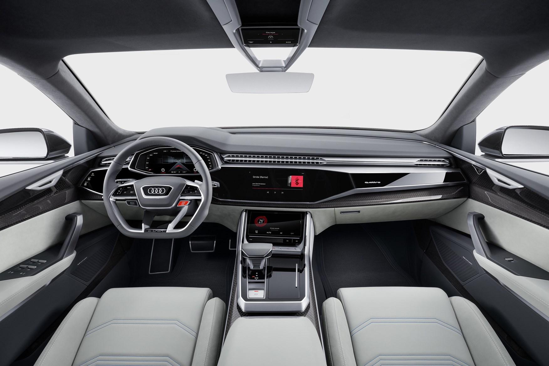 Audi Q8 Suv Review Parkers