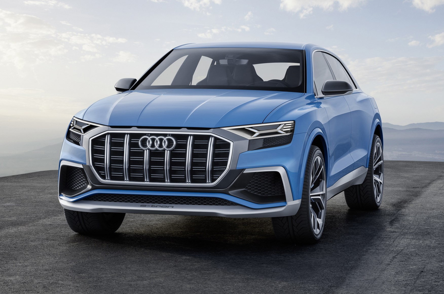 Audi Q8 SUV Review