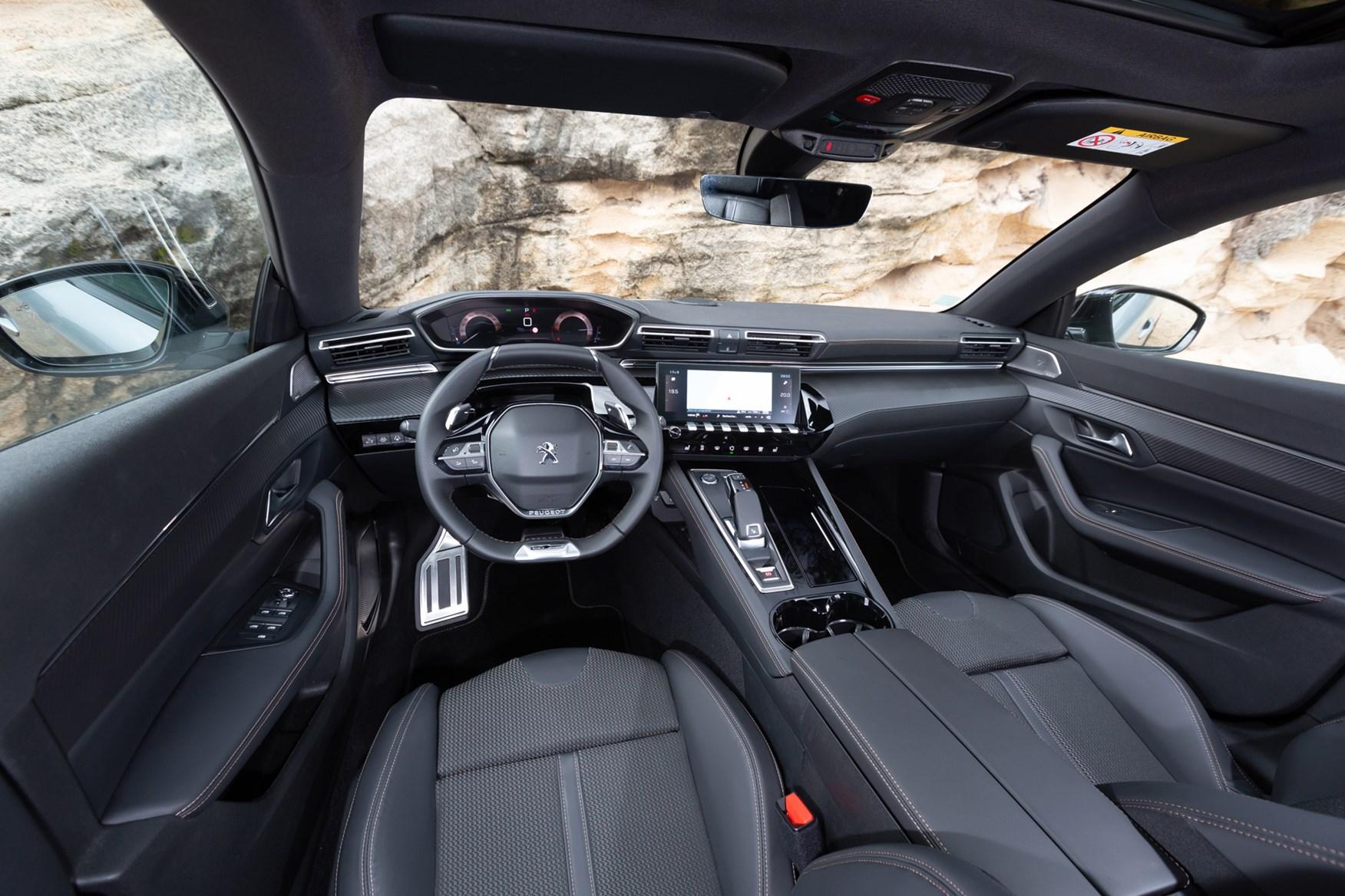 2019 Peugeot 508 Sw Review Parkers