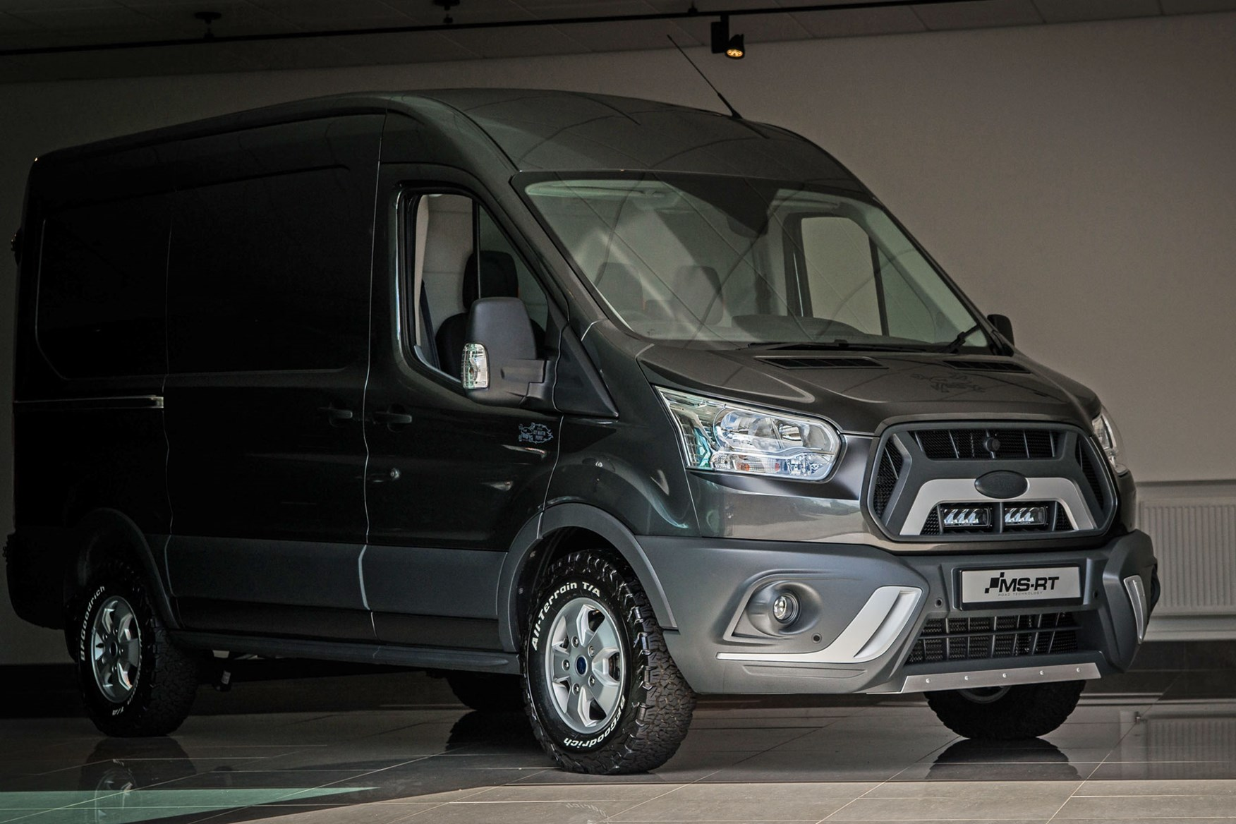d8a99cdb20 Review  Ford Transit Guy Martin Proper Edition – the large van ...