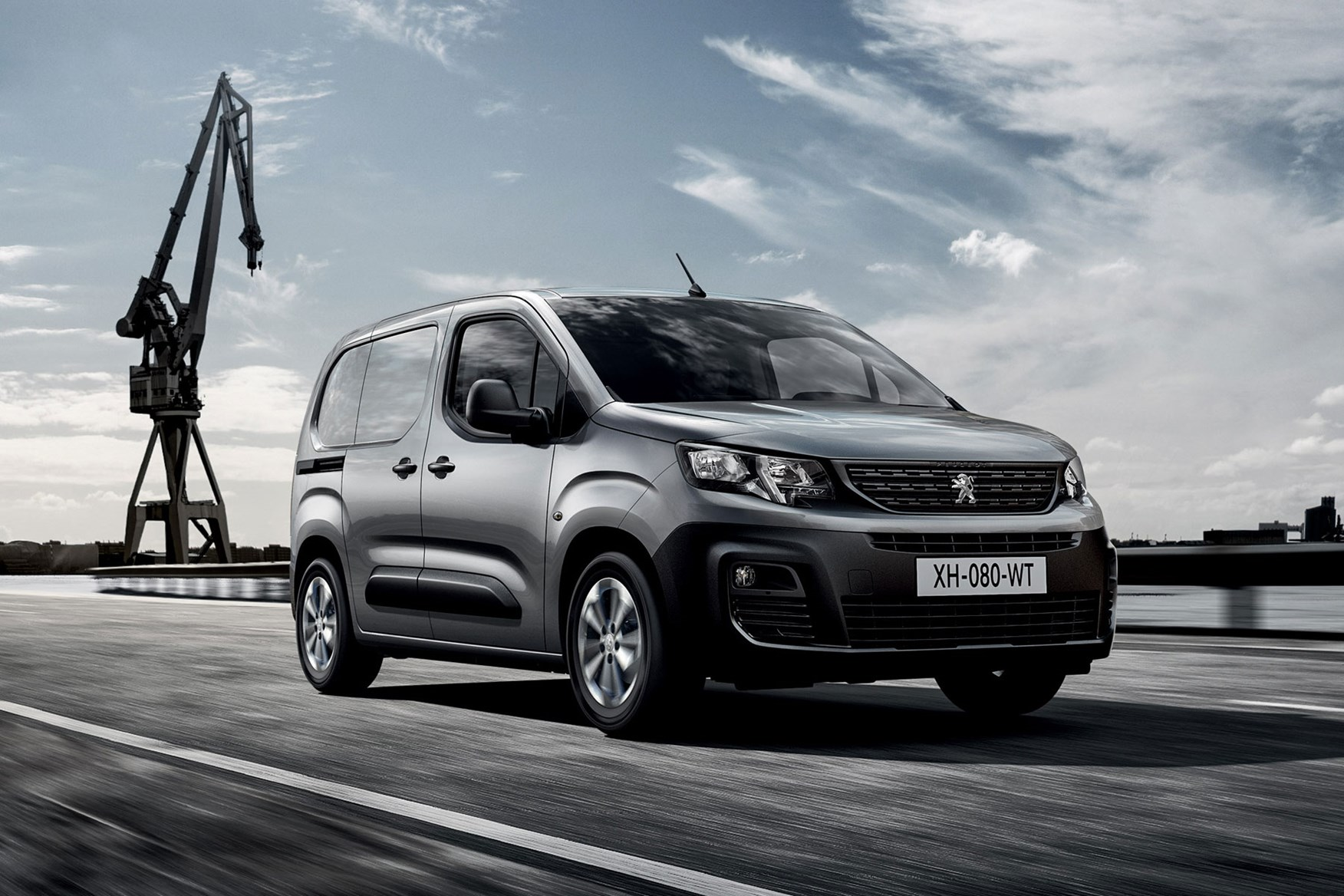 Peugeot Partner 2018 New Small Van Official Pictures