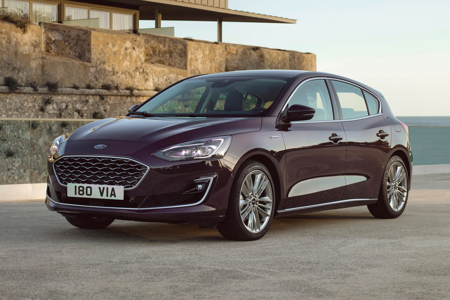 ford focus  company car review parkers