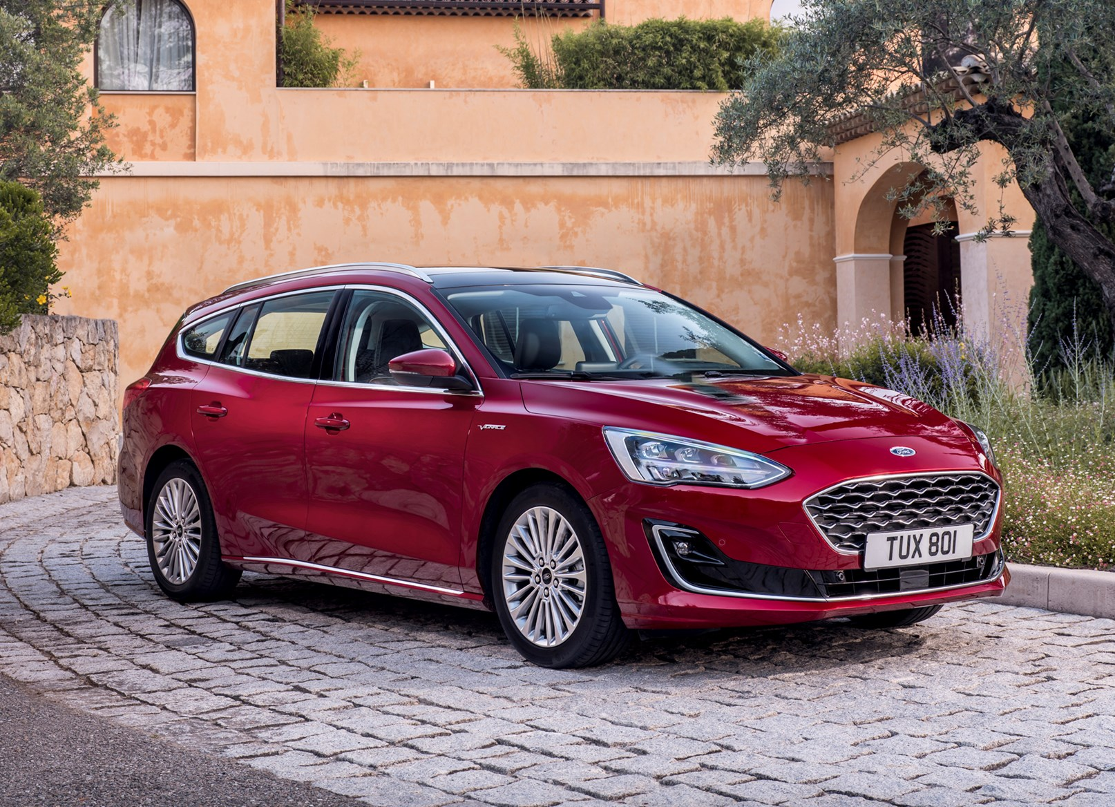 Ford Focus Estate Review 2019 Parkers