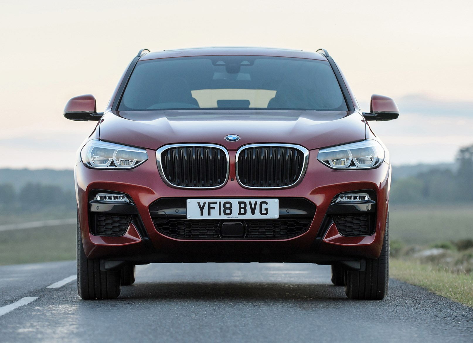 BMW X4 (2020) Practicality, Boot Space & Dimensions | Parkers