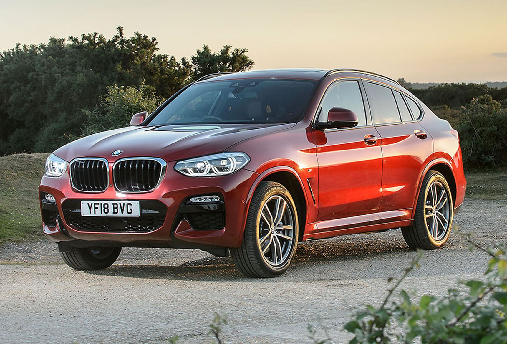BMW X4 SUV Review: Summary