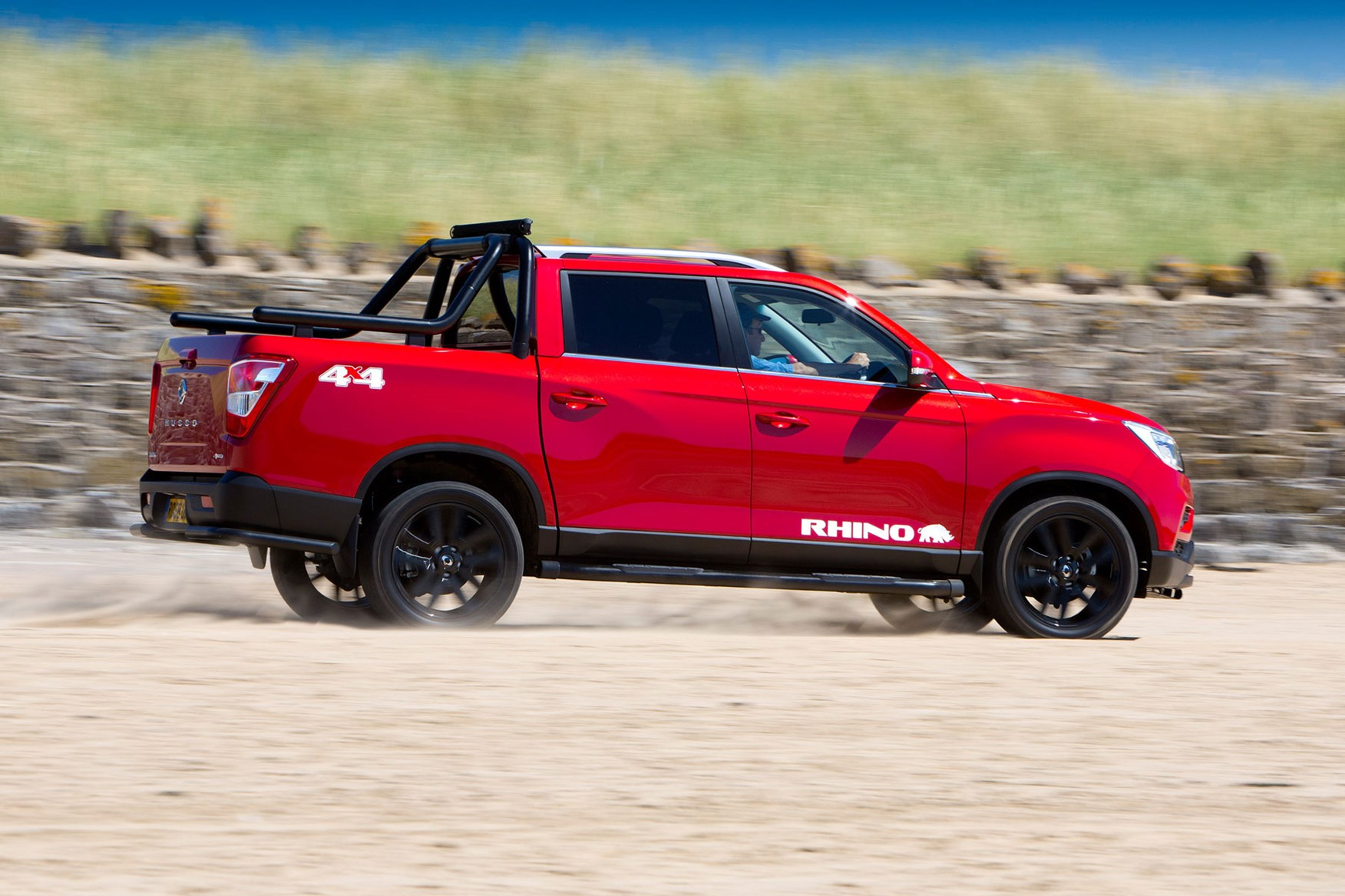 SsangYong Musso pickup review (2018-on) | Parkers