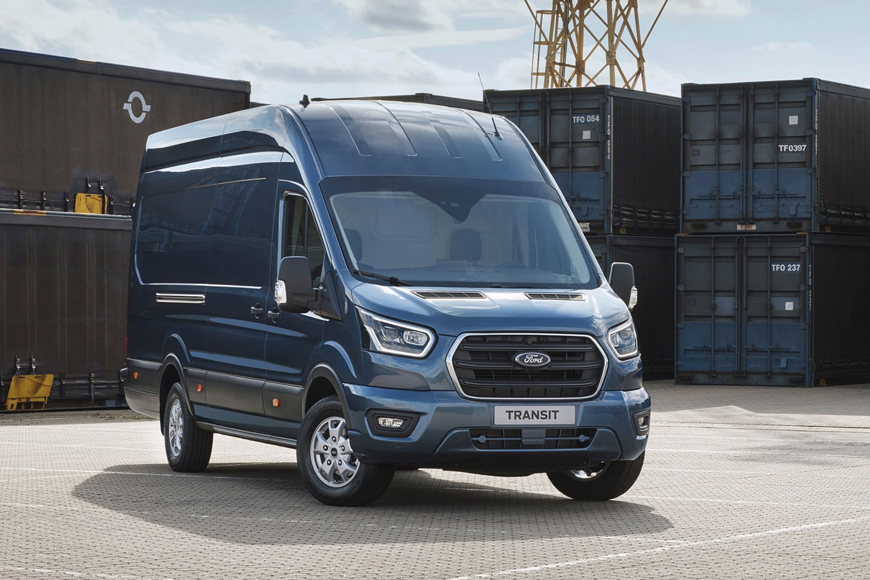 New 2019 Ford Transit Facelift Latest Details From The Cv Show