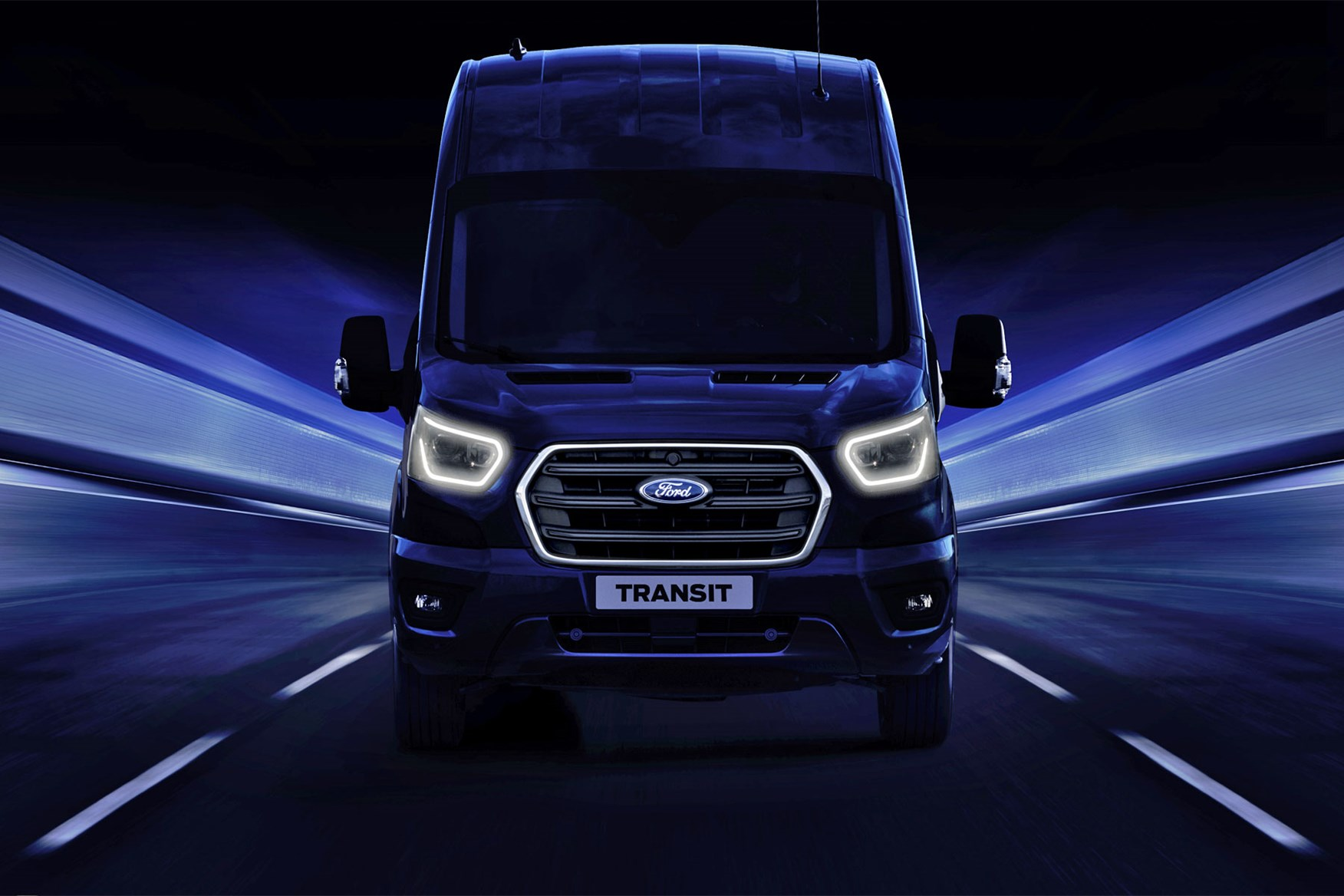 New 2019 Ford Transit facelift - latest details from the ...