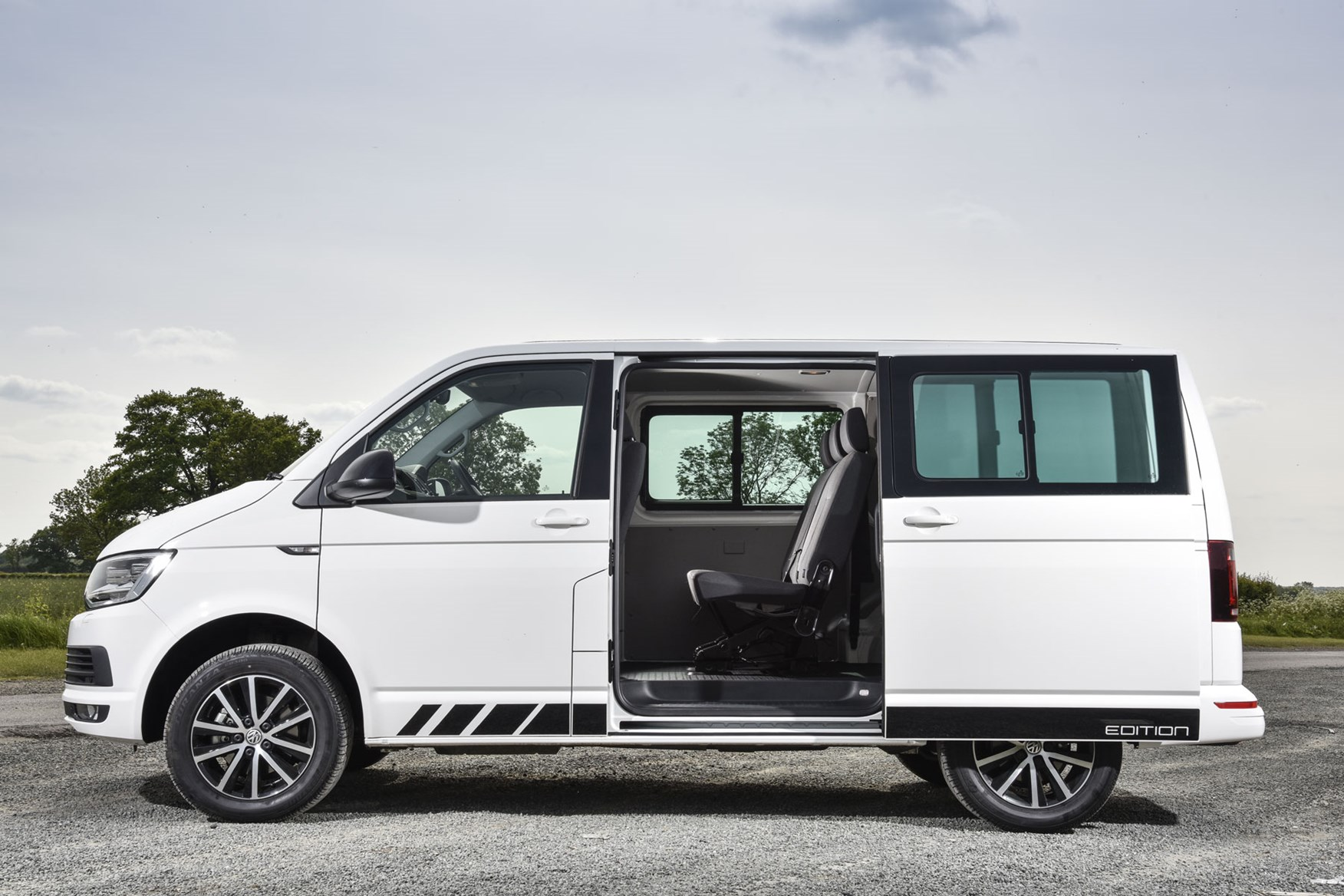 Vw Transporter Edition Kombi 150 Tdi Review Parkers