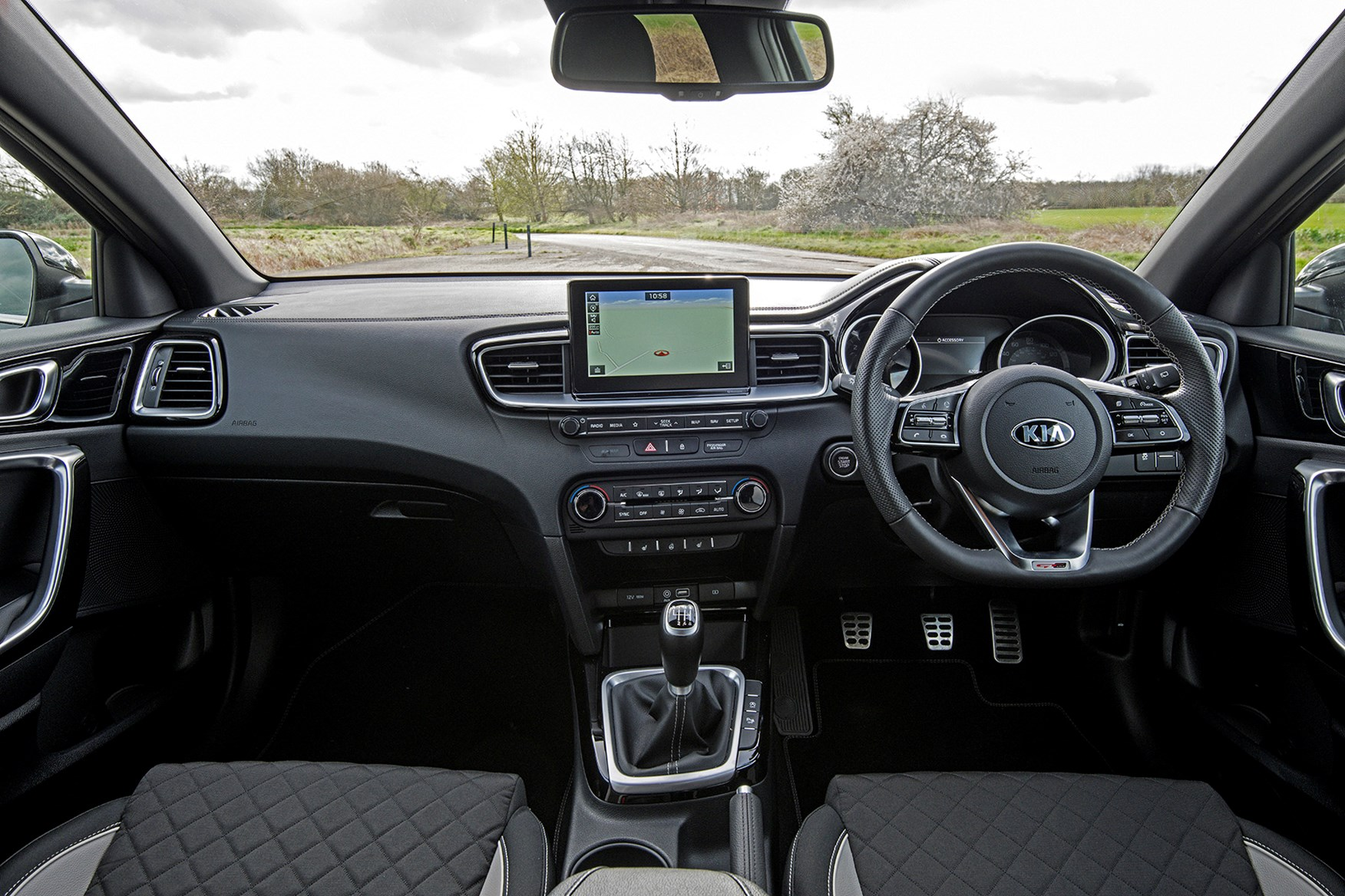 Kia Ceed Review 2020 Parkers
