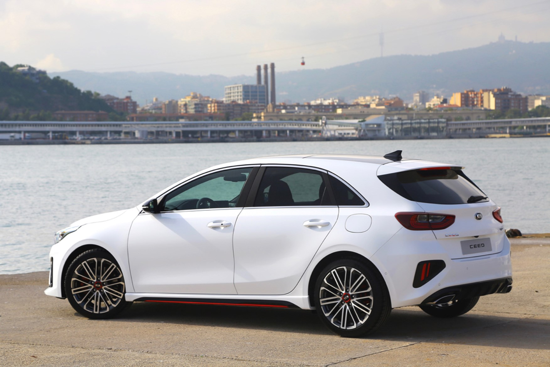 Kia Ceed Review 2019 Parkers