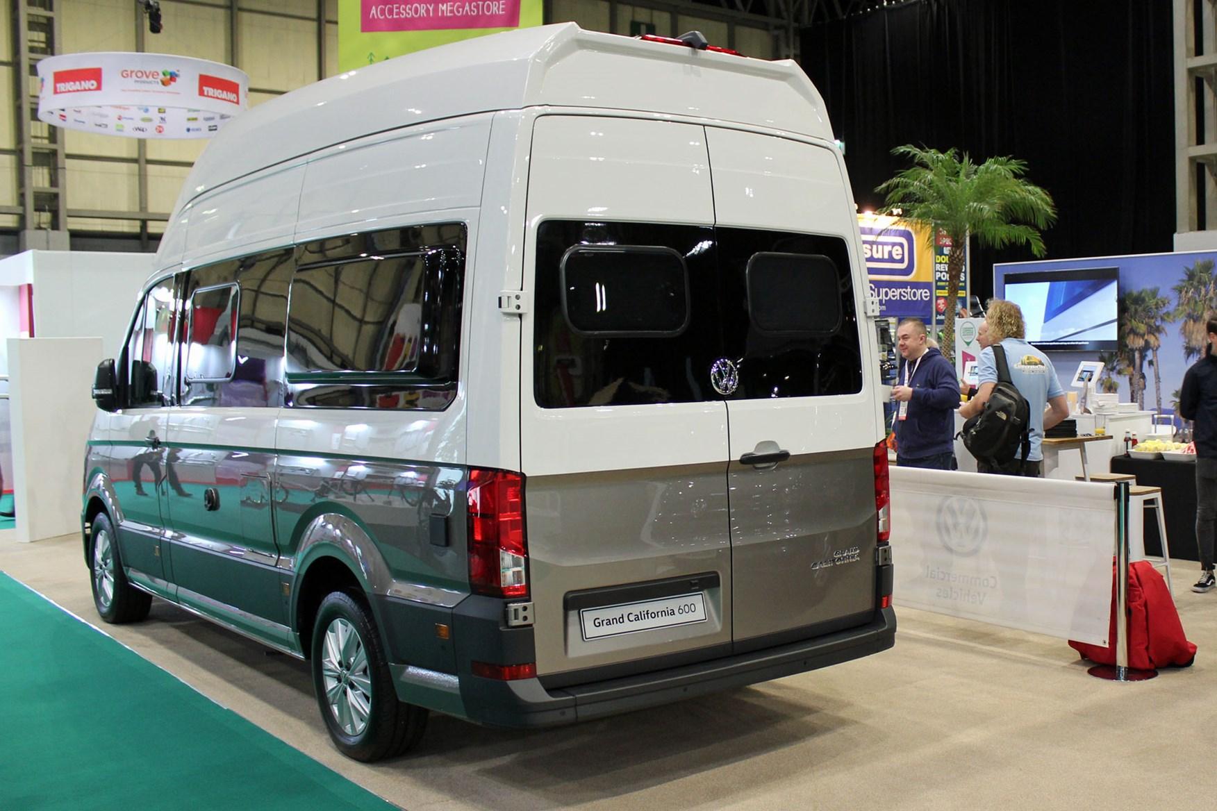 Volkswagen Grand California campervan makes UK debut - full details