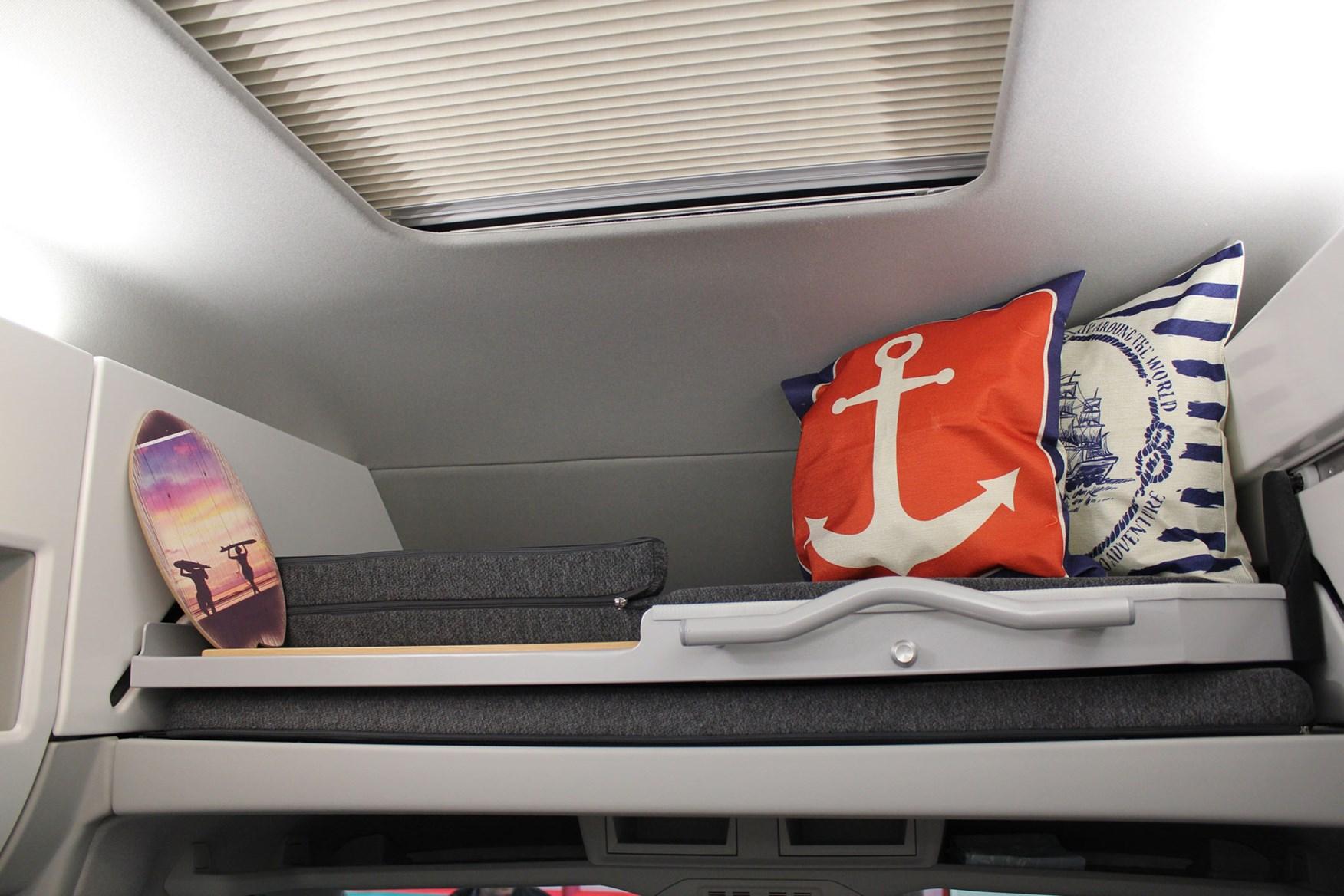 Volkswagen Grand California campervan makes UK debut - full