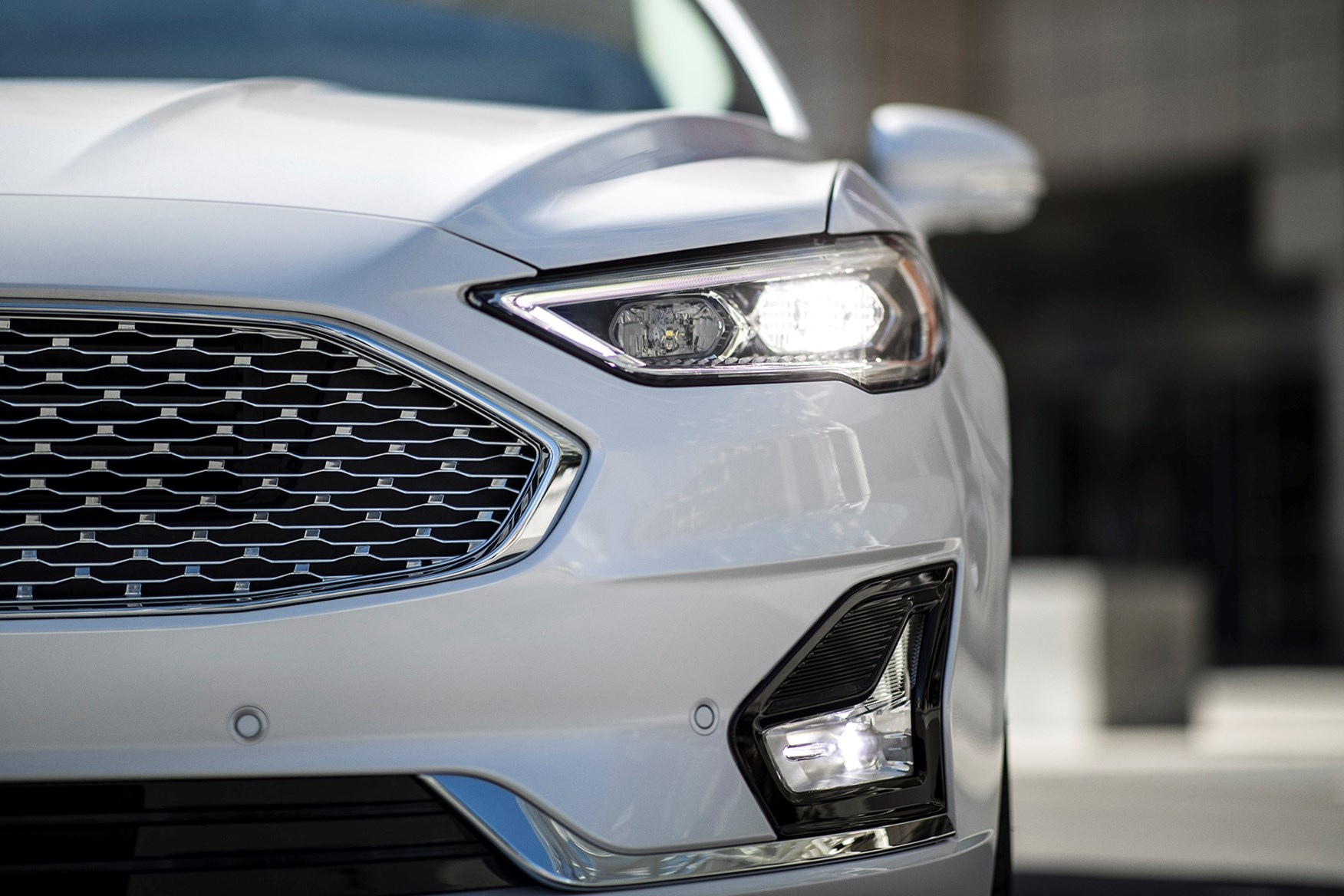 Refreshed 2019 Ford Mondeo Revised Looks And Greater