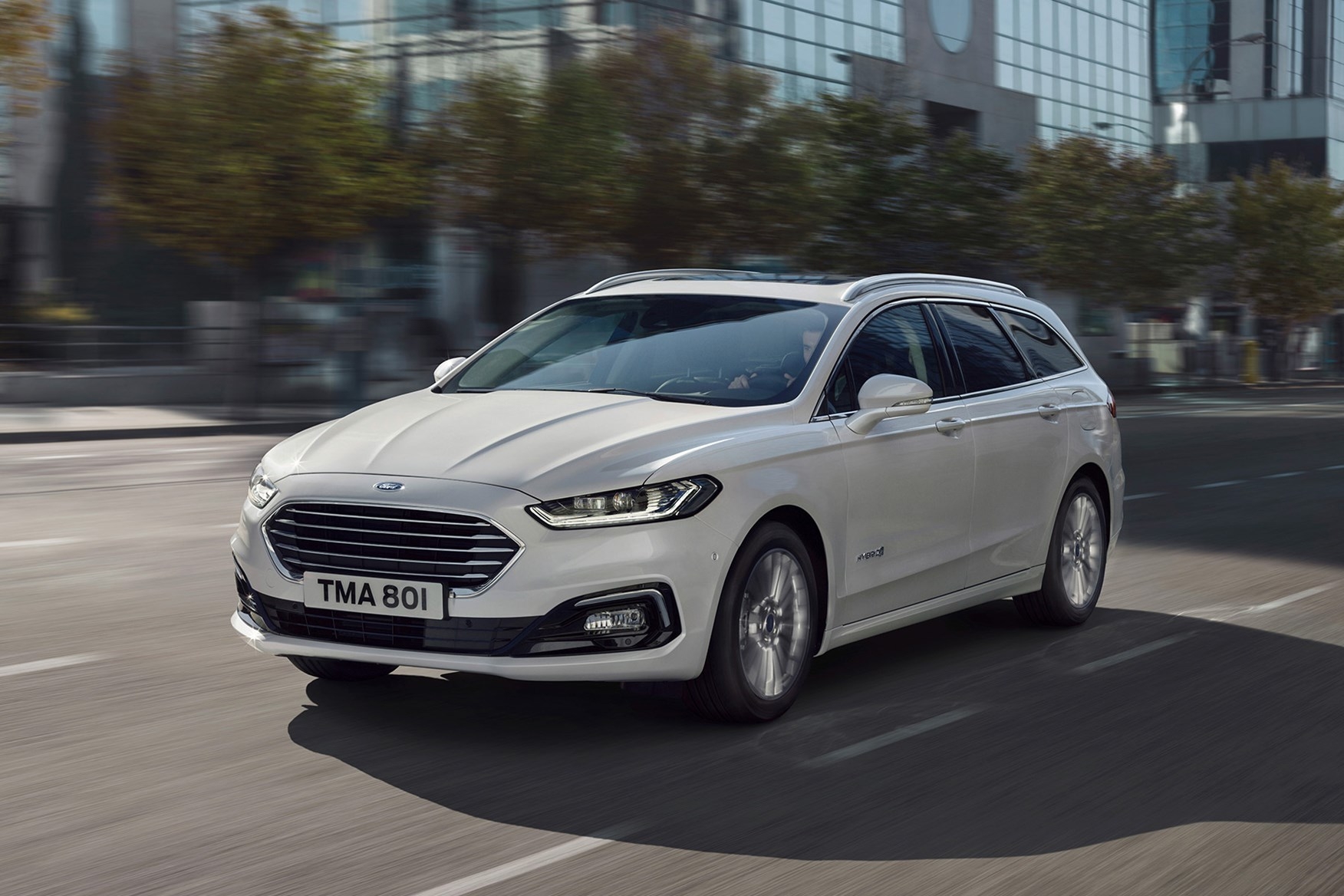 Refreshed 2019 Ford Mondeo Revised Looks And Greater Hybrid Appeal