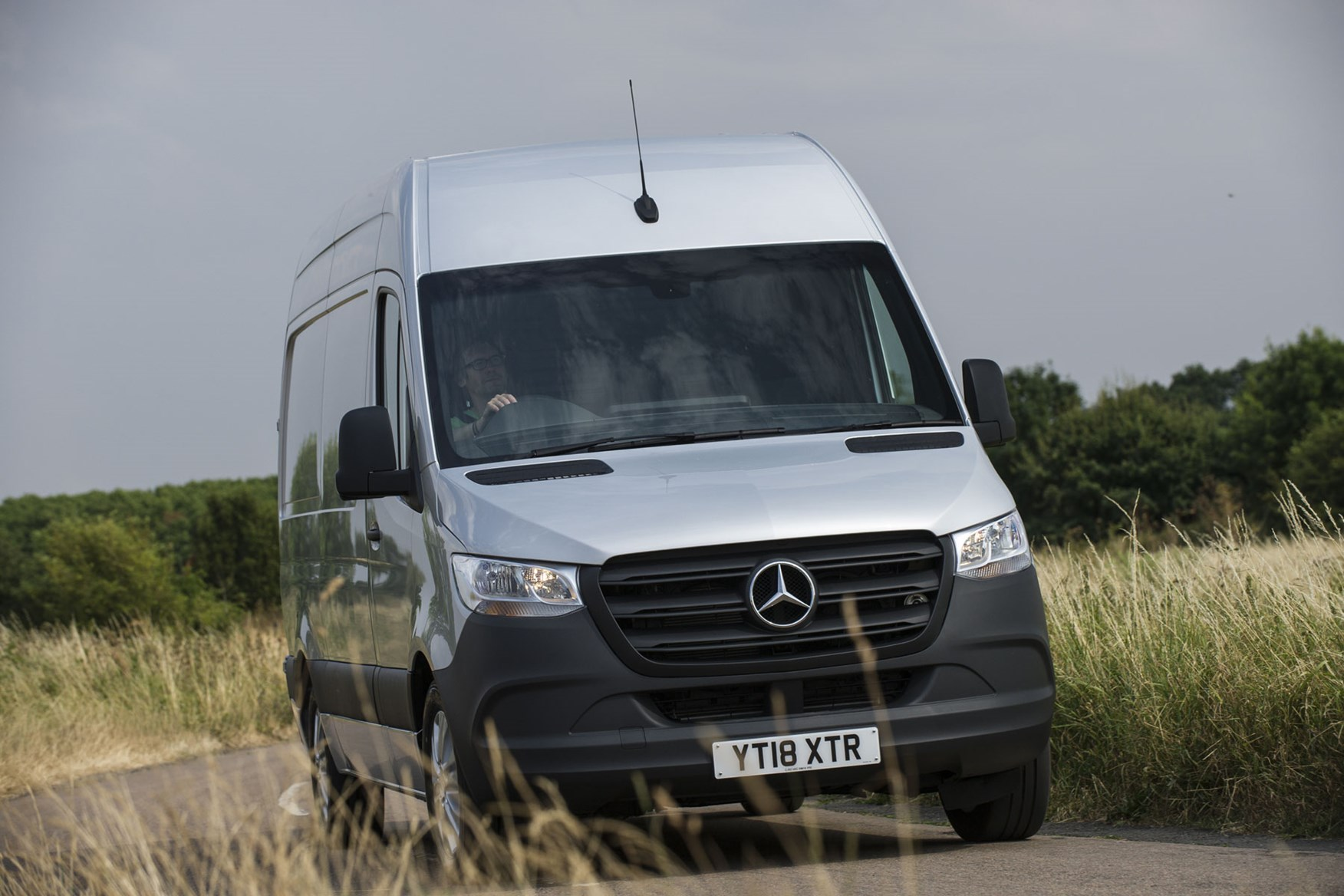 Mercedes Of Orange Park >> Mercedes Sprinter vs VW Crafter twin-test review - which ...