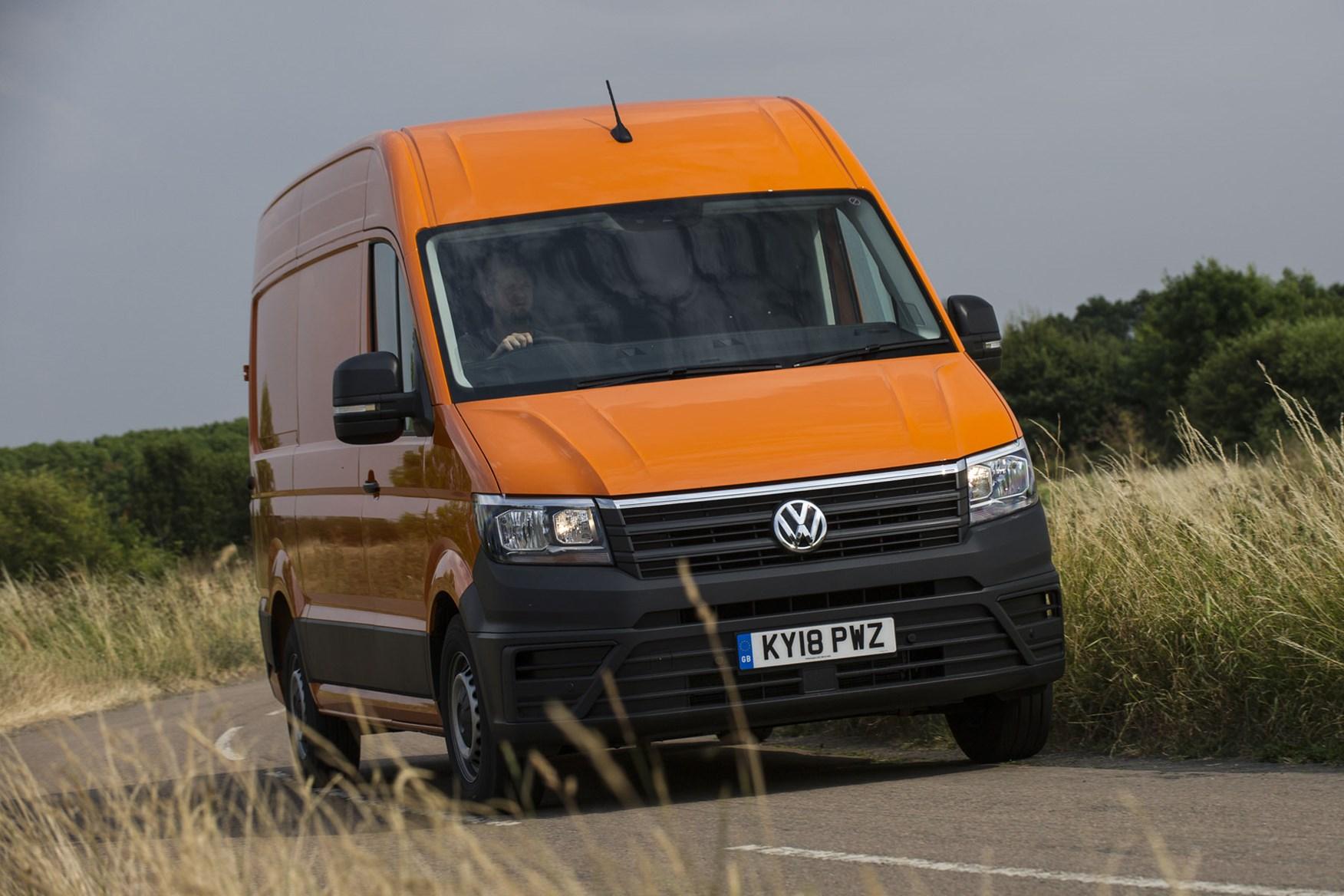 Most Economical Large Vans Parkers