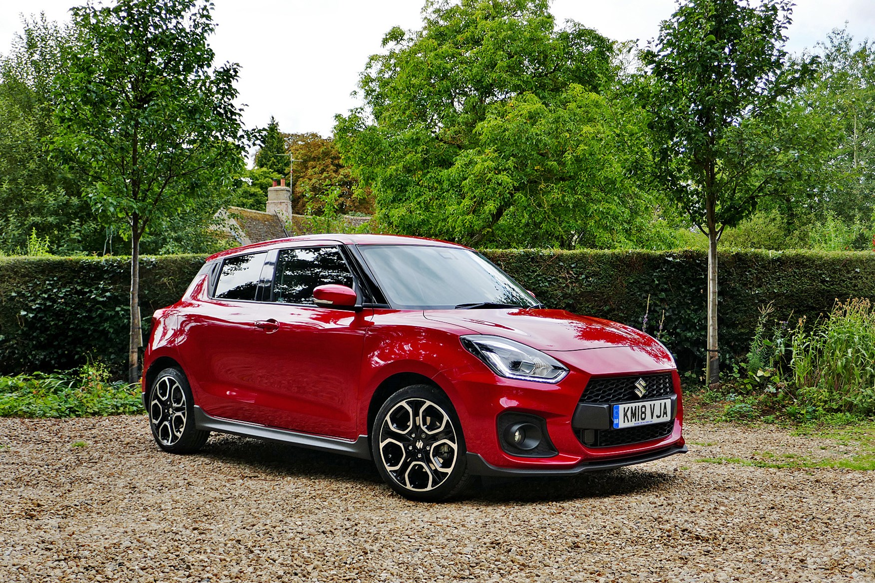 suzuki swift sport hatchback long term review parkers. Black Bedroom Furniture Sets. Home Design Ideas