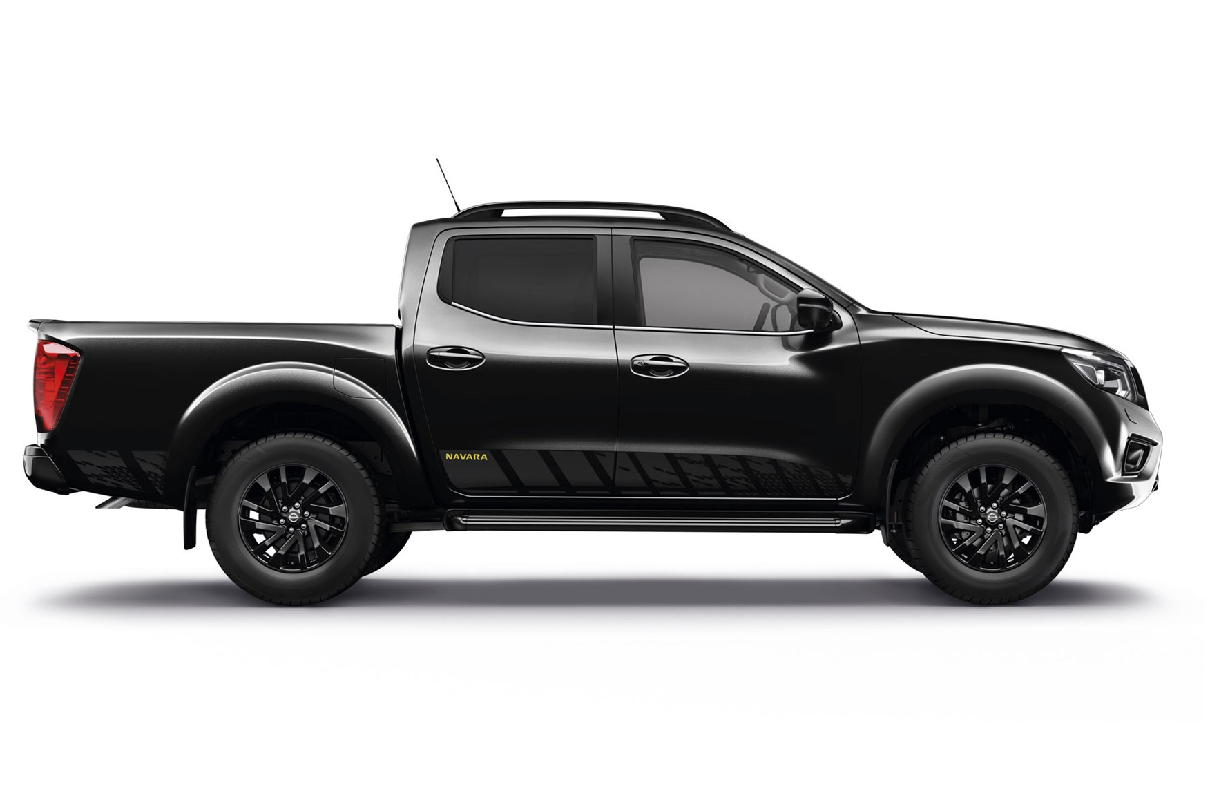 Nissan Navara N Guard Special Edition Pickup At The 2018