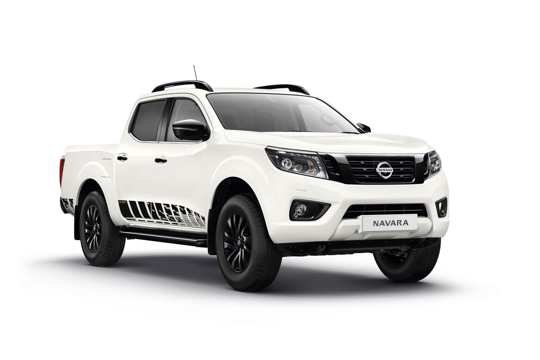 Nissan Navara N-Guard special edition pickup at the 2018 ...