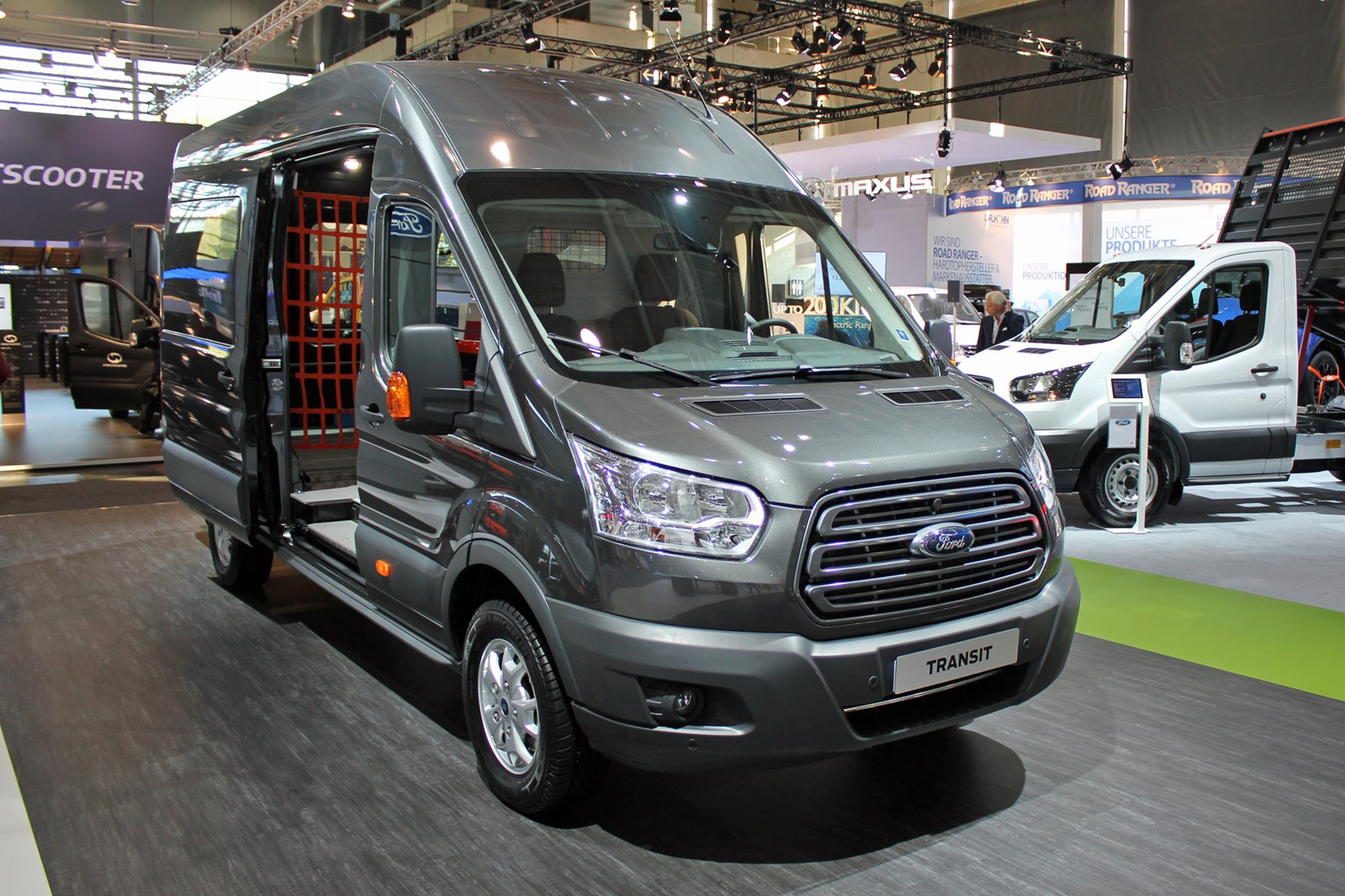 IAA Commercial Vehicles Show 2018 – all the latest van and ...