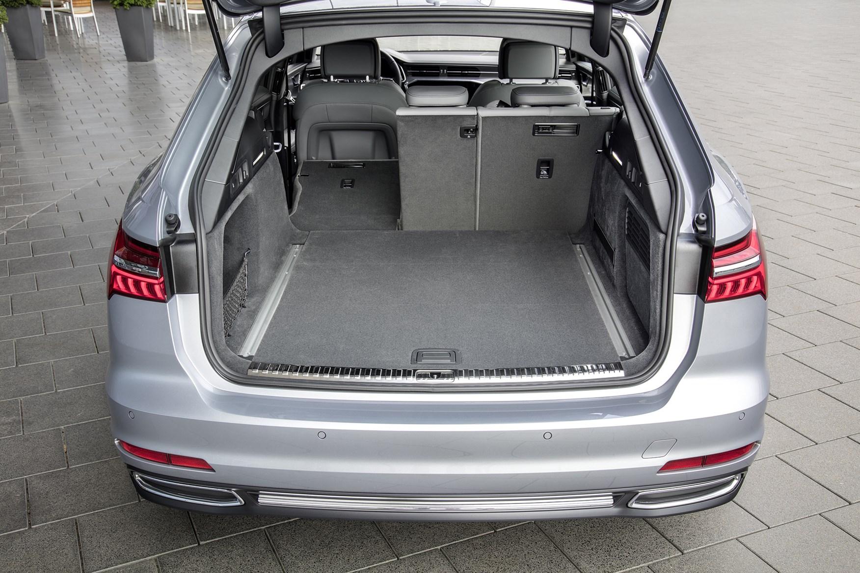 Audi A6 Avant 2018 Photos Parkers