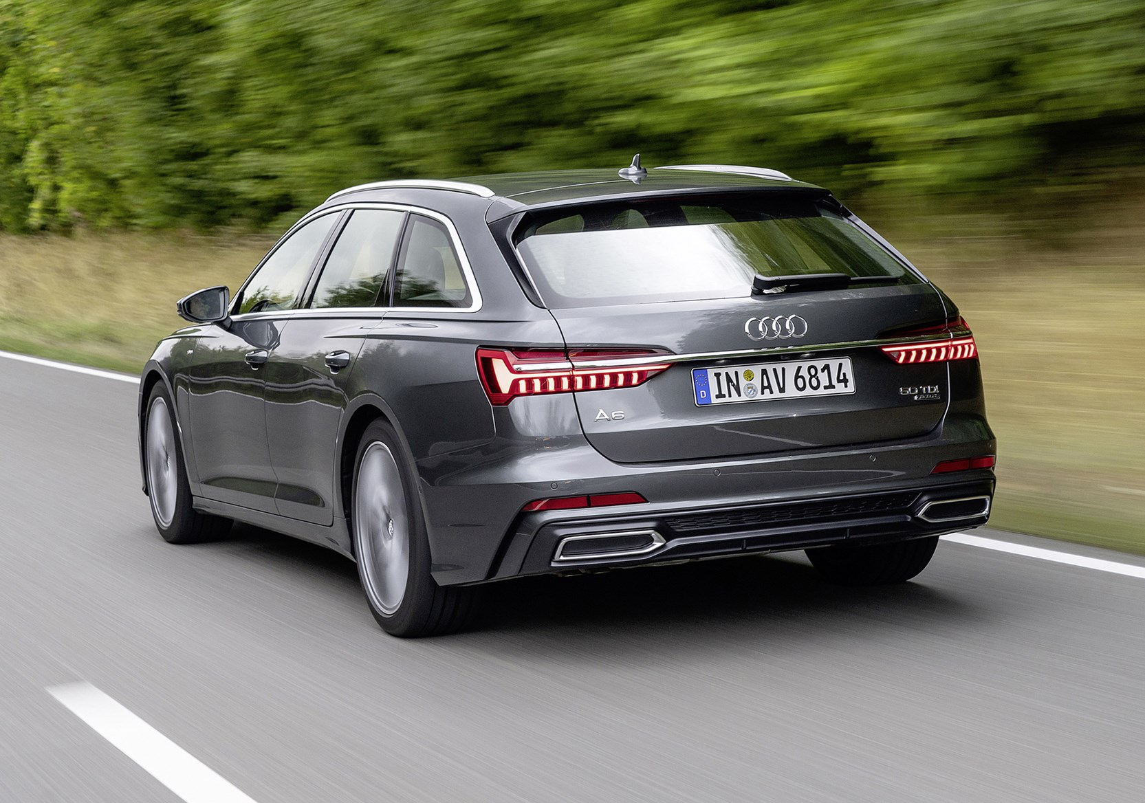 Audi A6 Avant Review Parkers