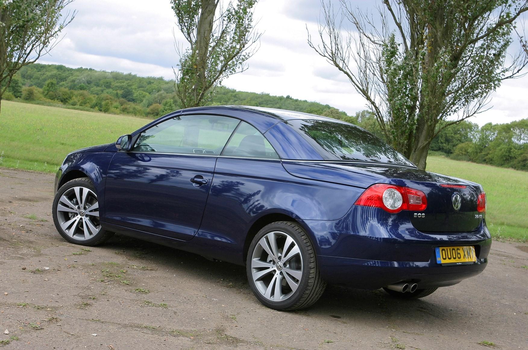 Volkswagen Eos Hardtop Convertible