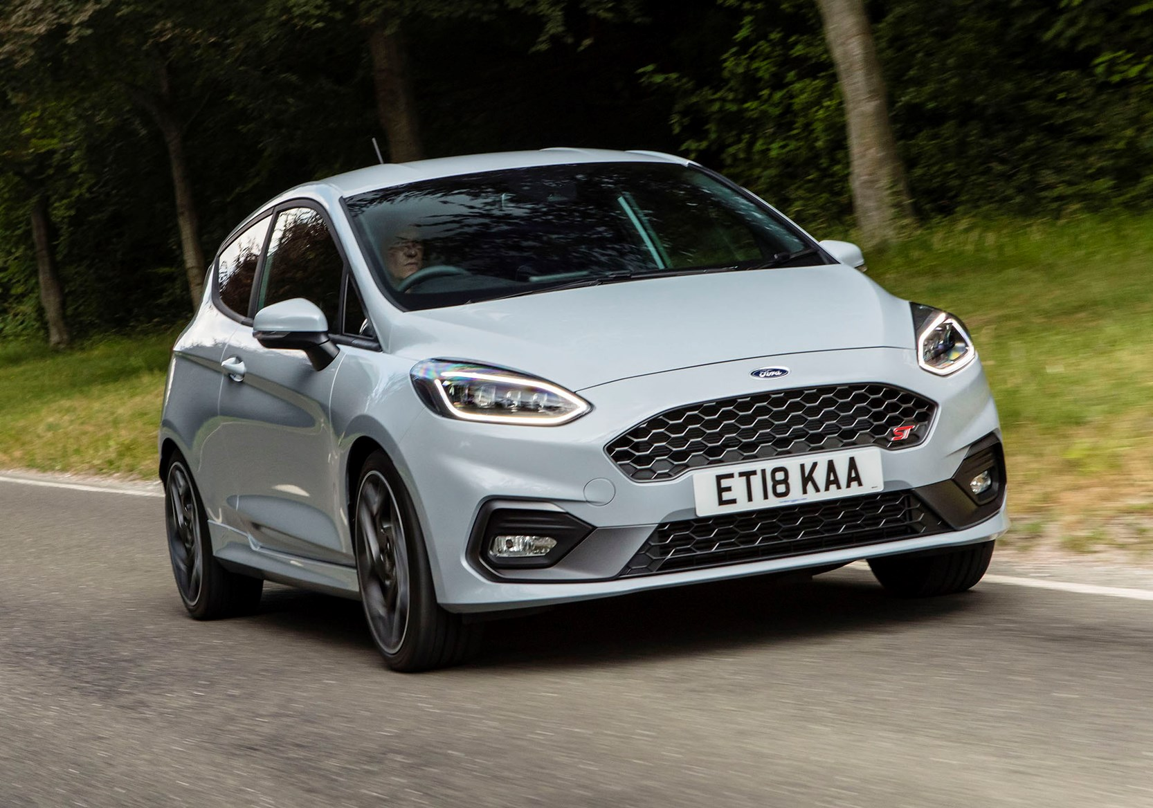ford fiesta st review  parkers