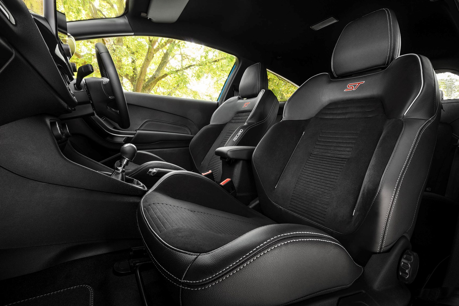 Ford Fiesta St 2020 Practicality Boot Space Parkers
