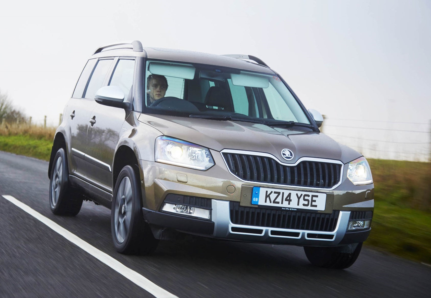 Skoda Yeti - Used car buying guide | Parkers