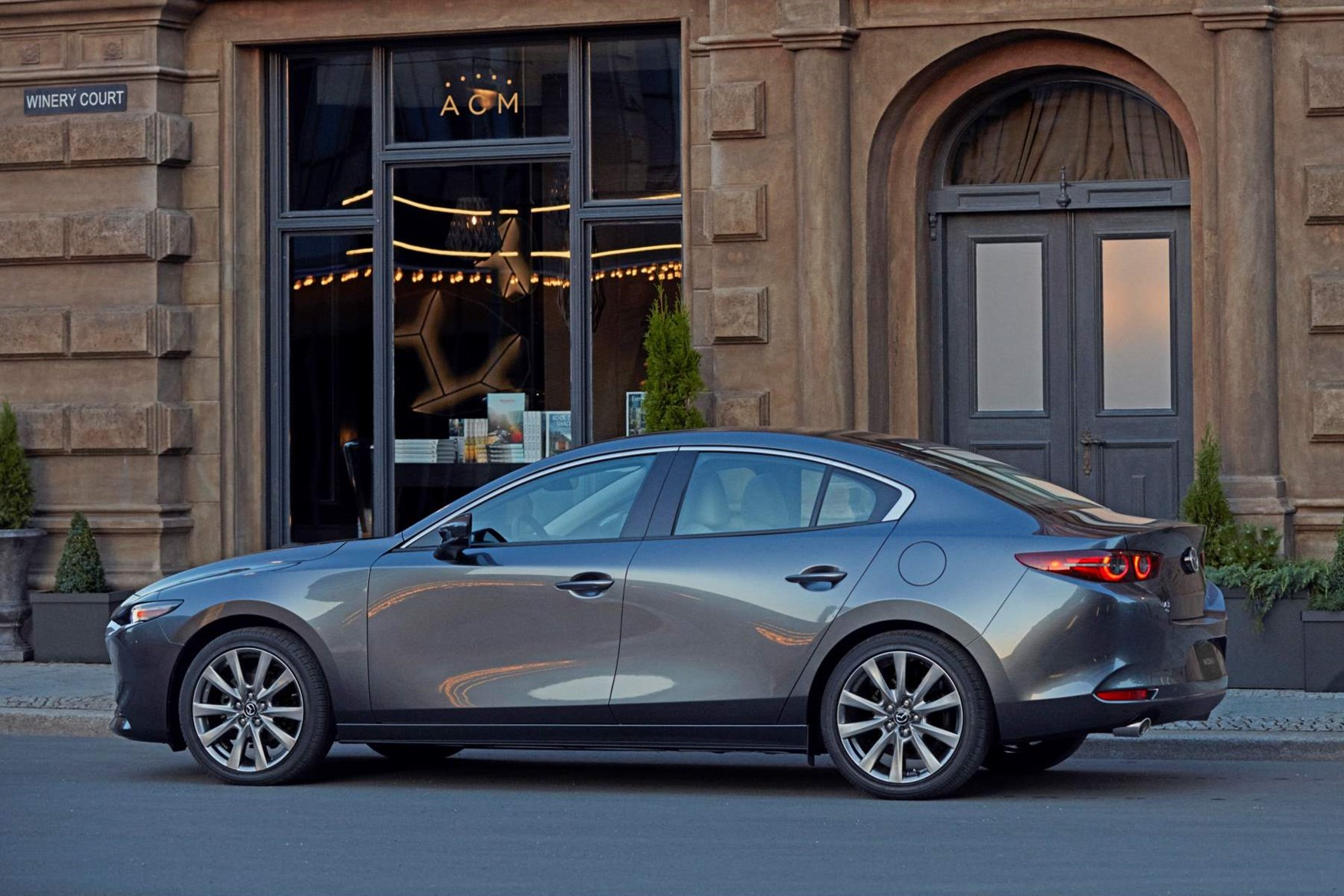 2019 Mazda 3 Revealed Parkers