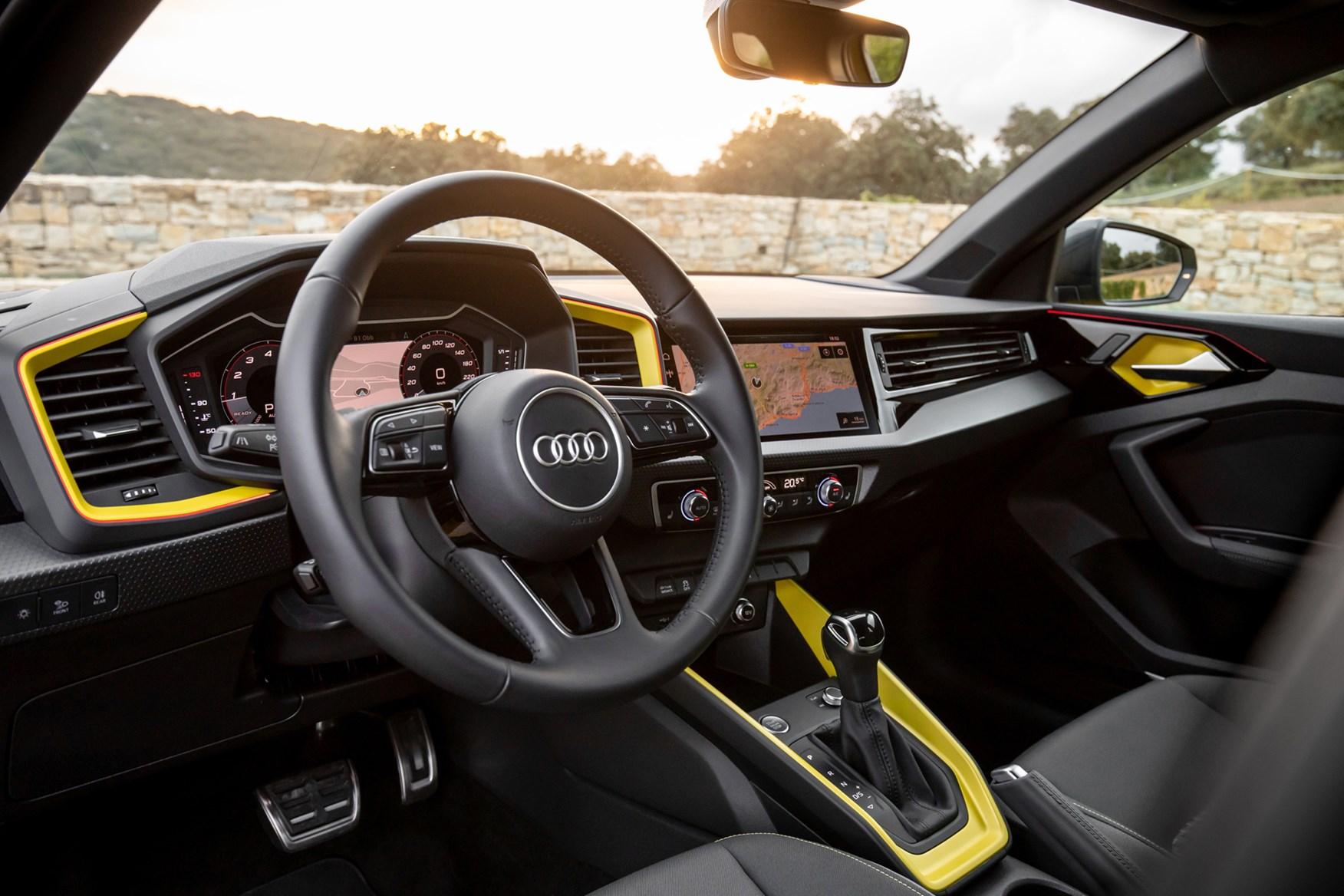 Audi A1 2018 Review Parkers