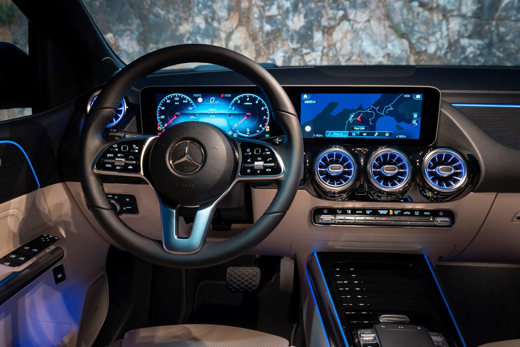Mercedes-Benz B-Class 2019 review | Parkers