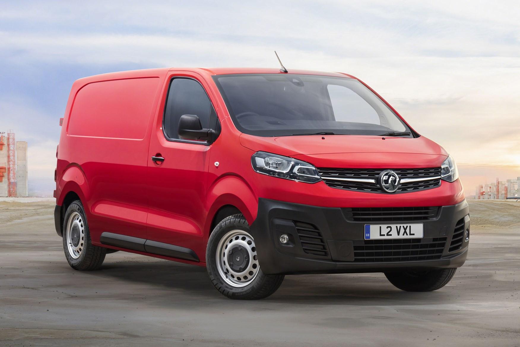 car pictures review: neuer opel vivaro 2020