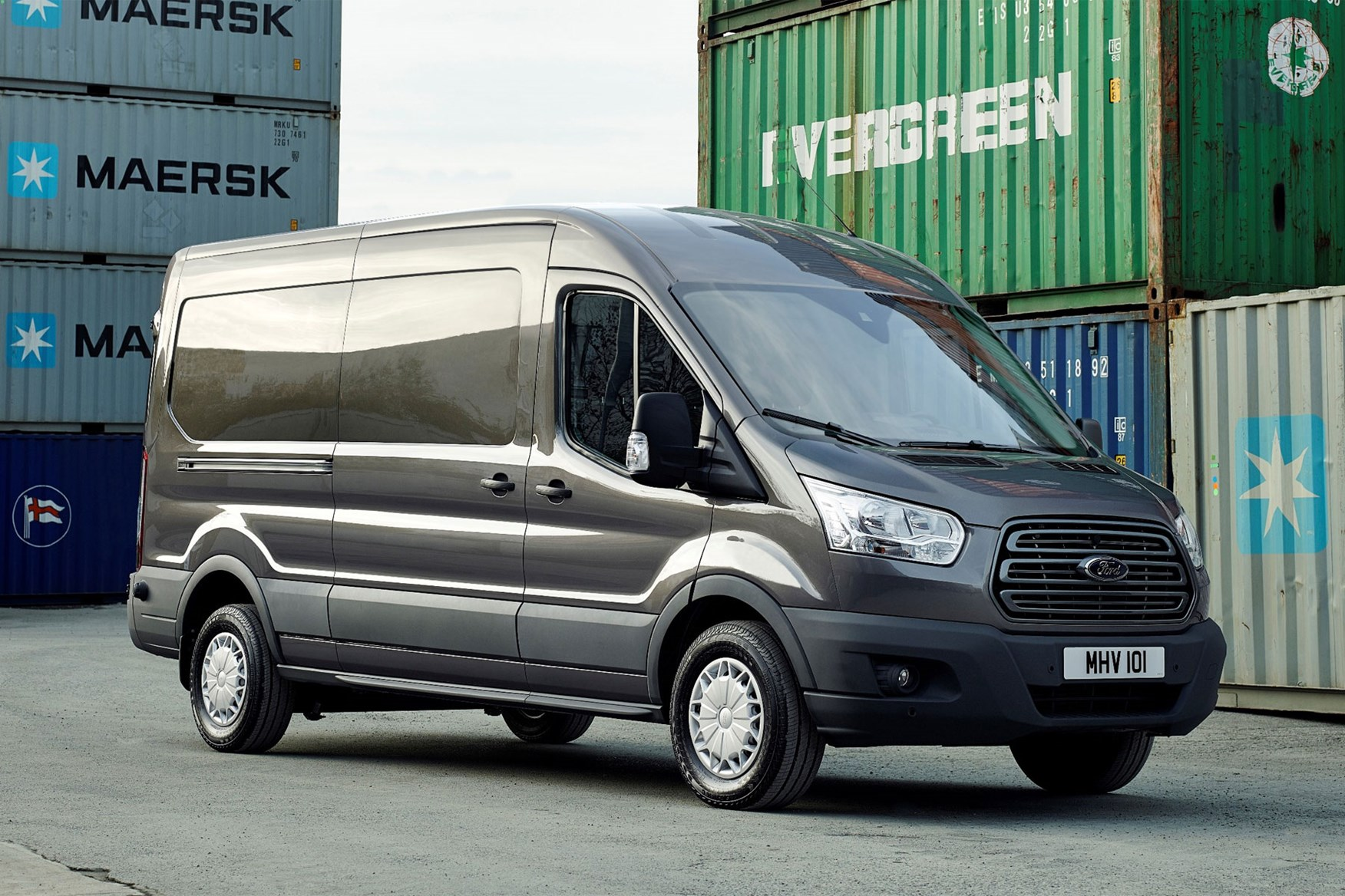 bf5af5f40e ... Best vans for reliability - Ford Transit ...